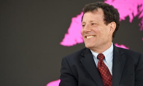 Ex-New York Times columnist Nicholas Kristof announces Oregon governor bid