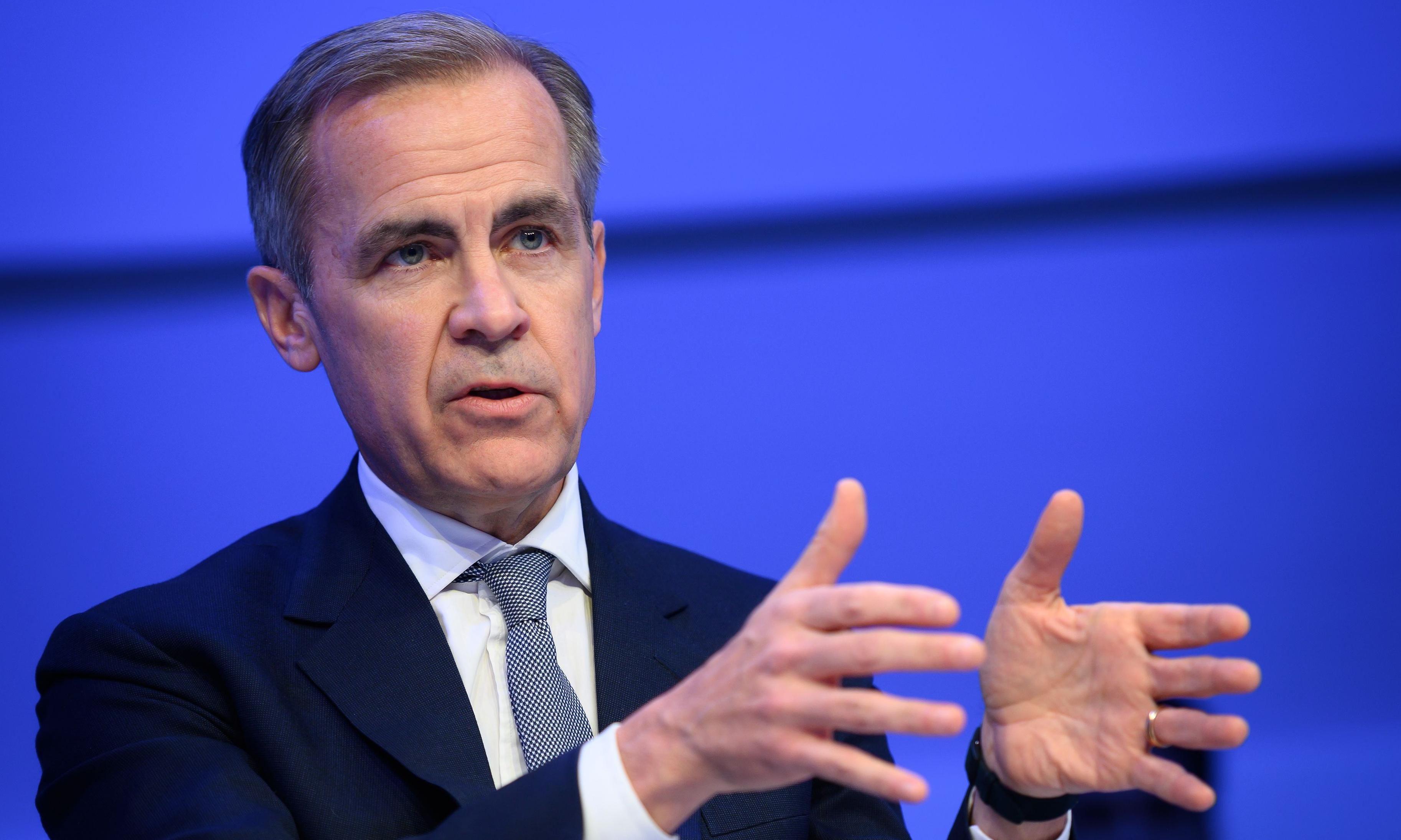 Carney sides with Greta Thunberg against Trump over climate