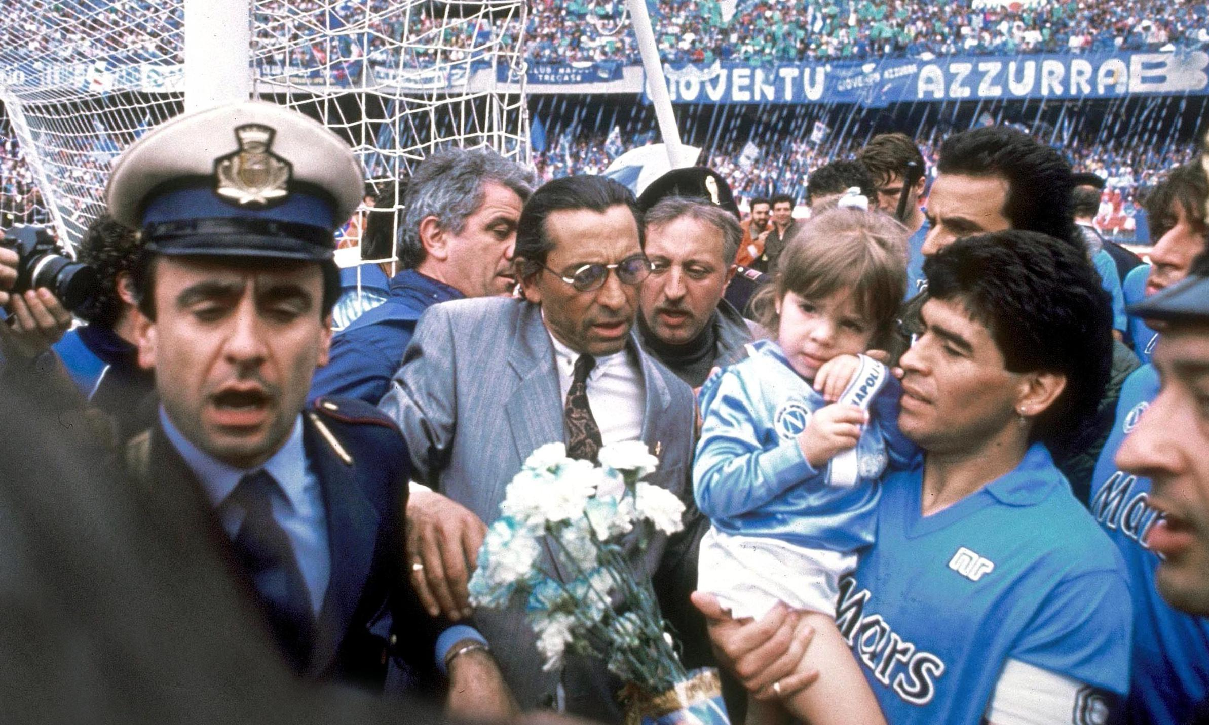 One that got away for Maradona and Napoli remains wrapped in suspicion