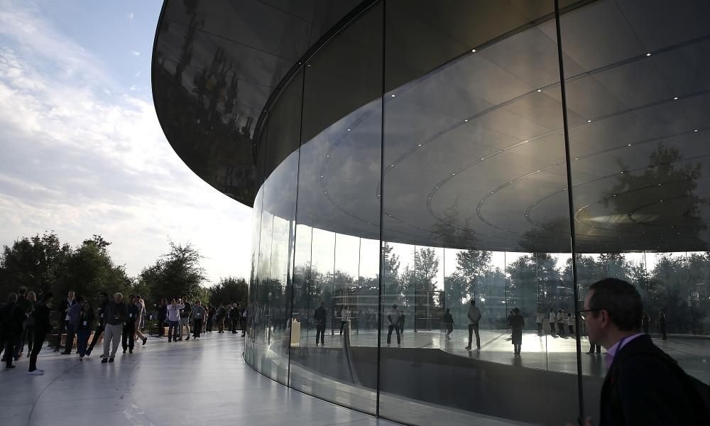 Three Apple Workers Hurt Walking Into Glass Walls In First Month At
