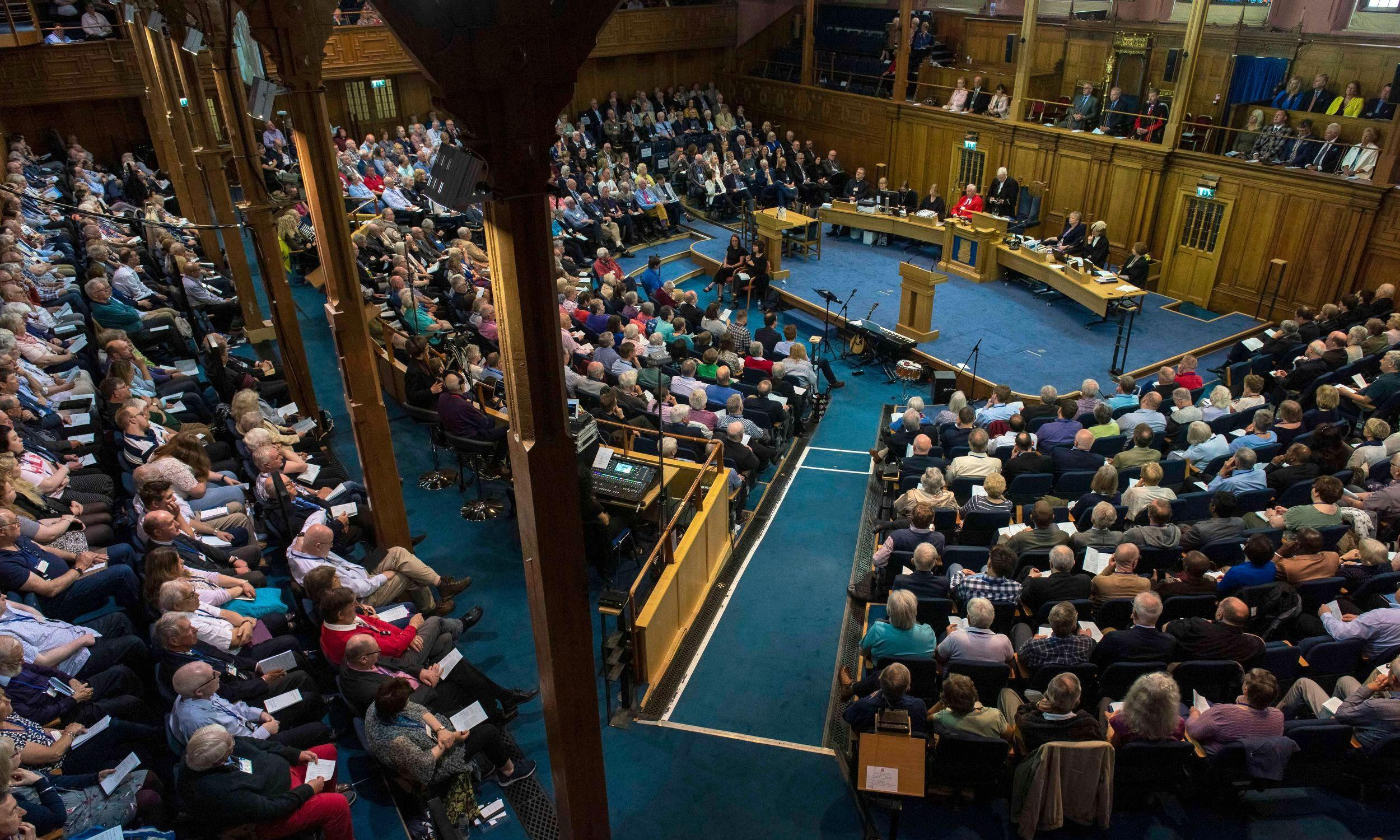 Anger as Church of Scotland decides not to divest from fossil fuels