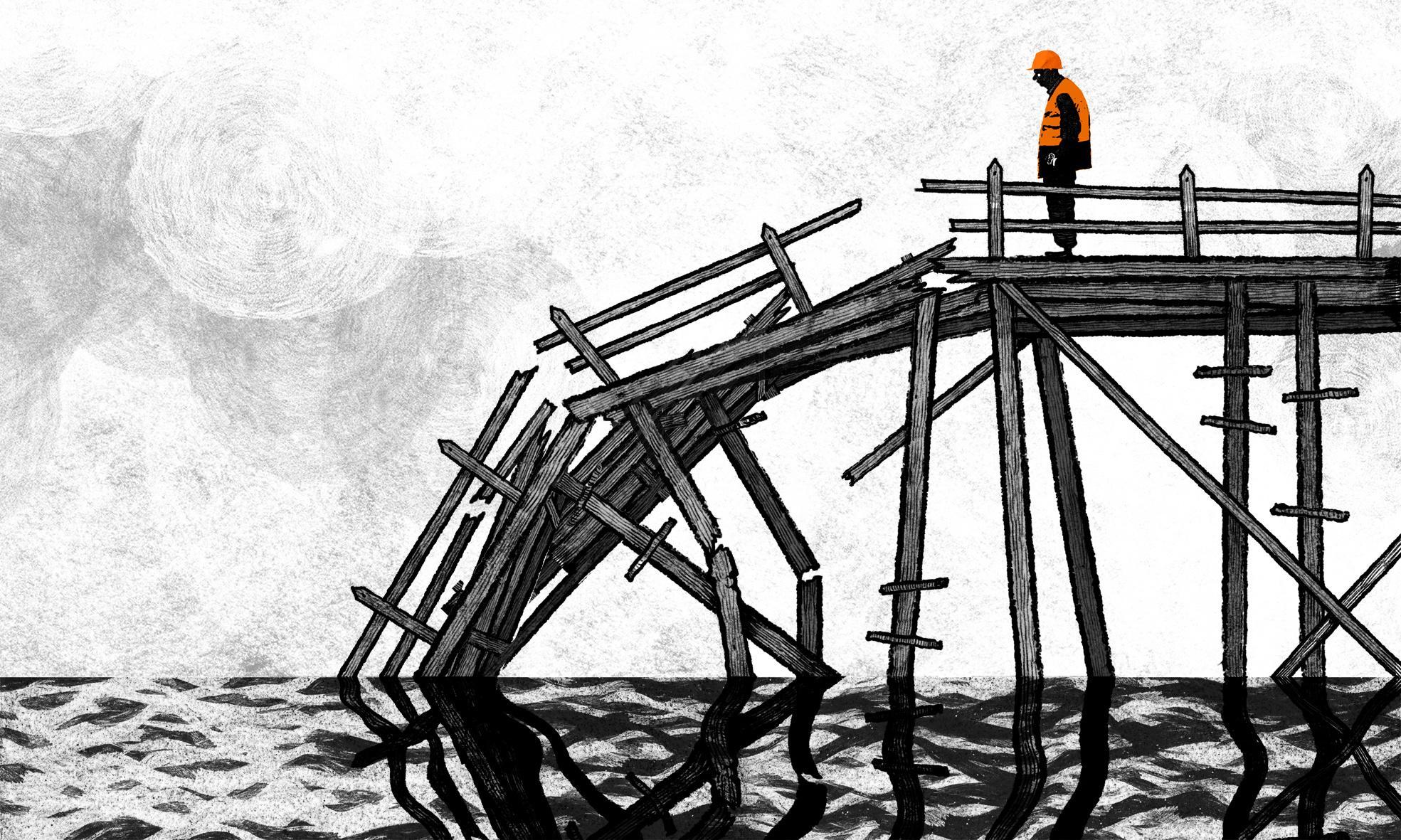 When in doubt, erect a Boris bridge…