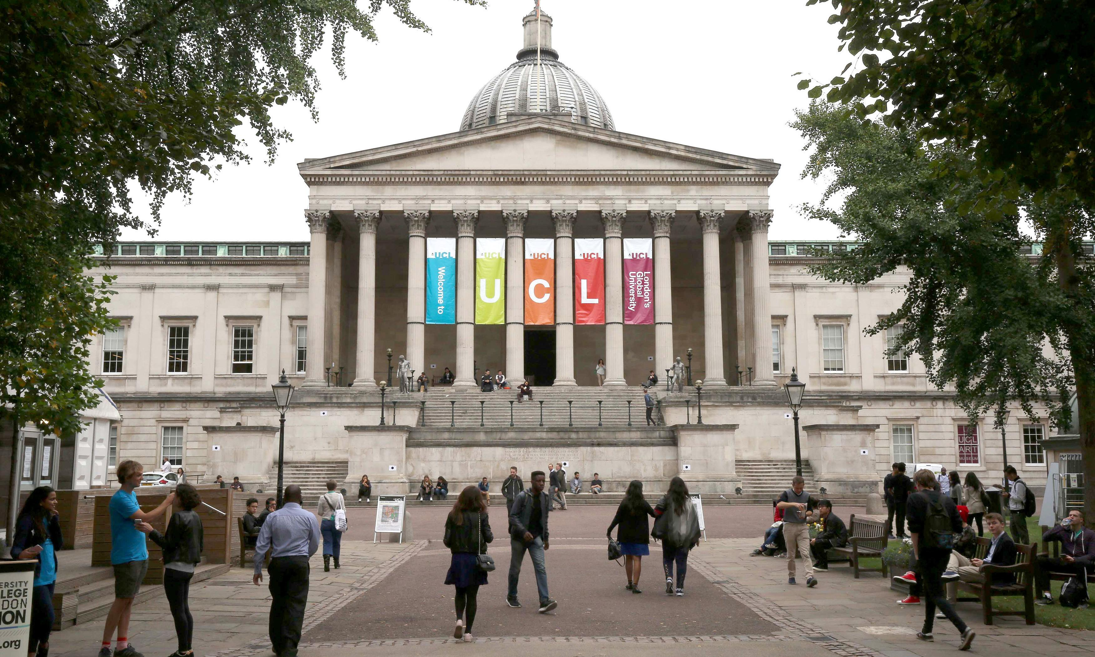 UCL to ban intimate relationships between staff and their students