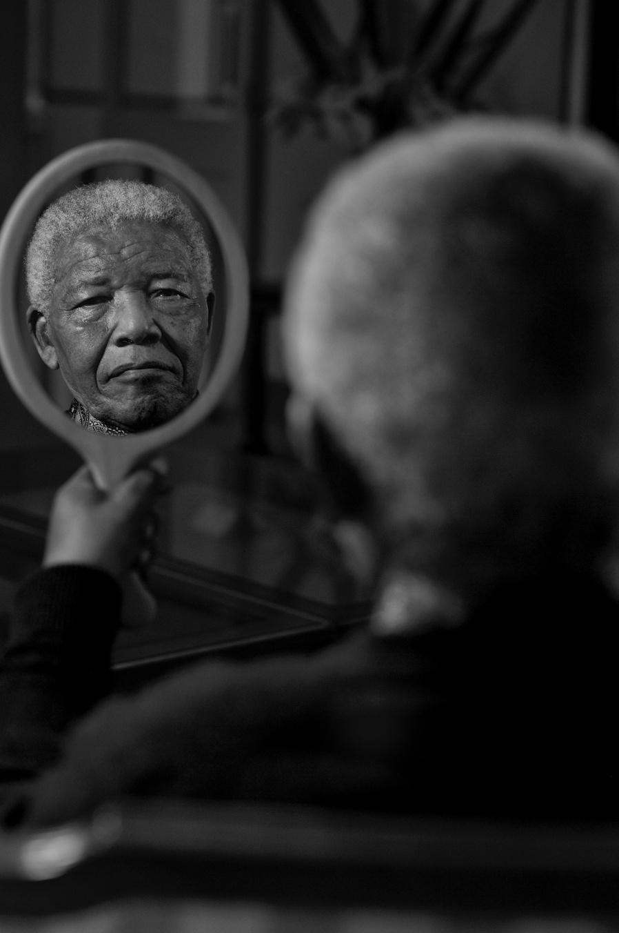 Adrian Steirn's best photograph: the last portrait of Nelson Mandela