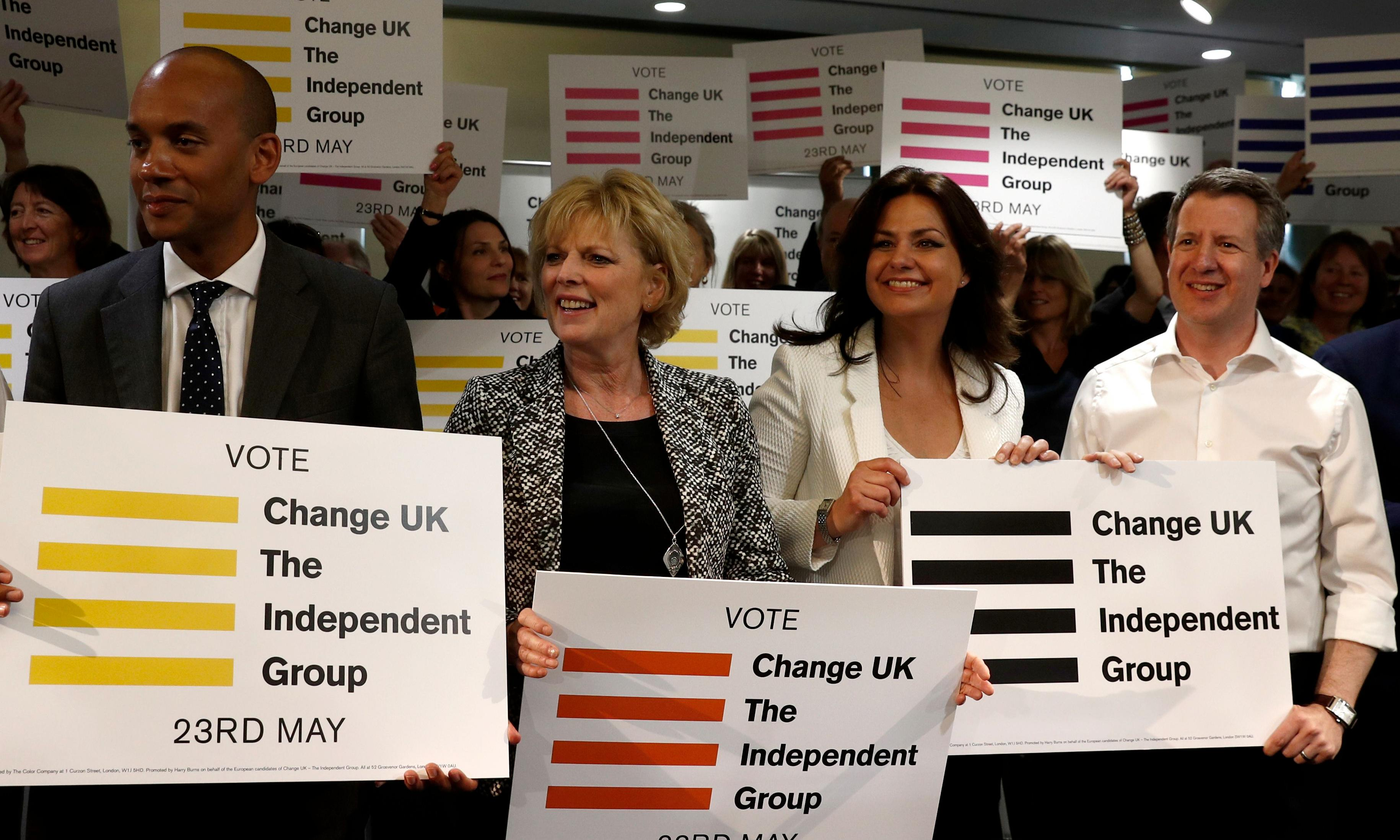 Our Brexit limbo has given us two new parties, but the same old politics