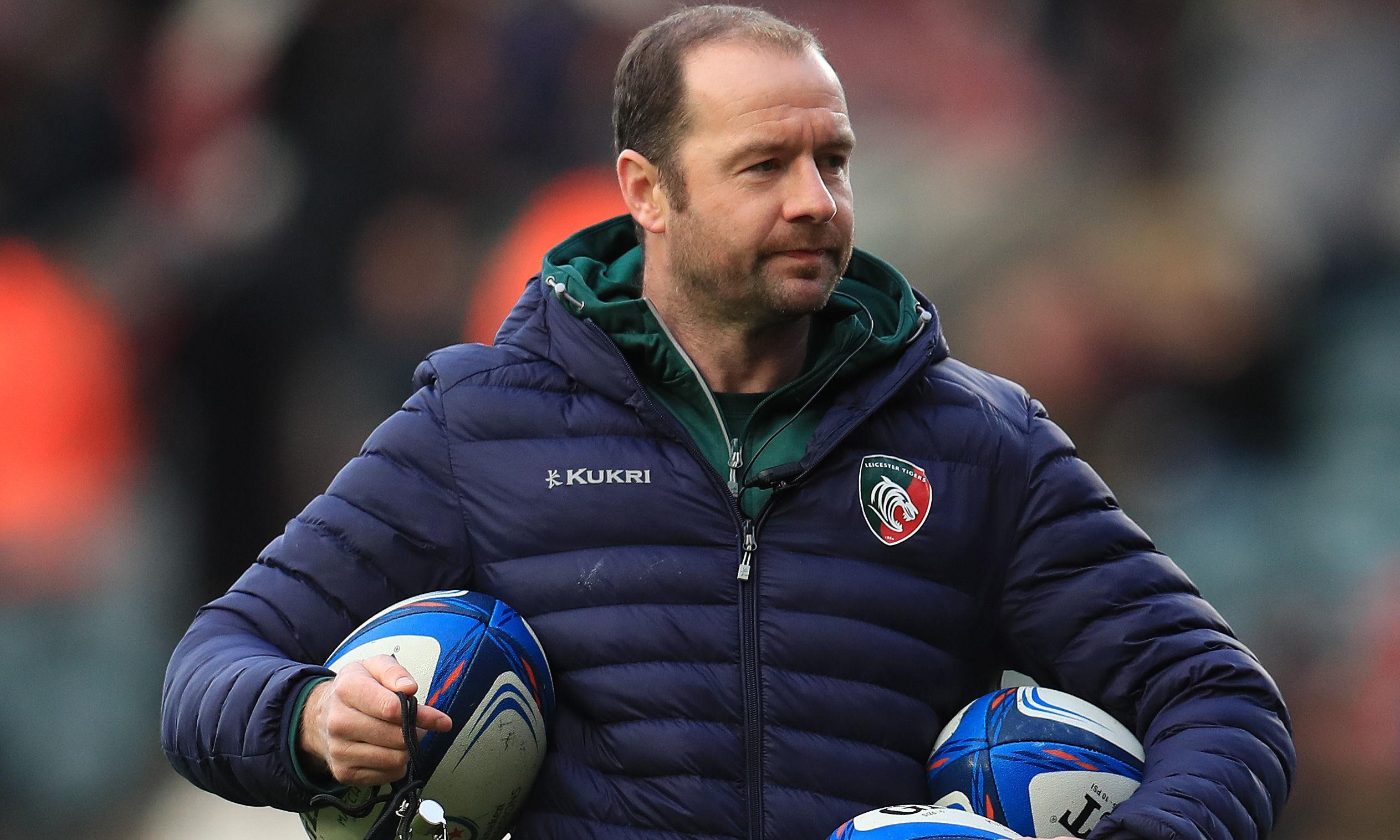 Geordan Murphy appointed Leicester coach despite dismal run