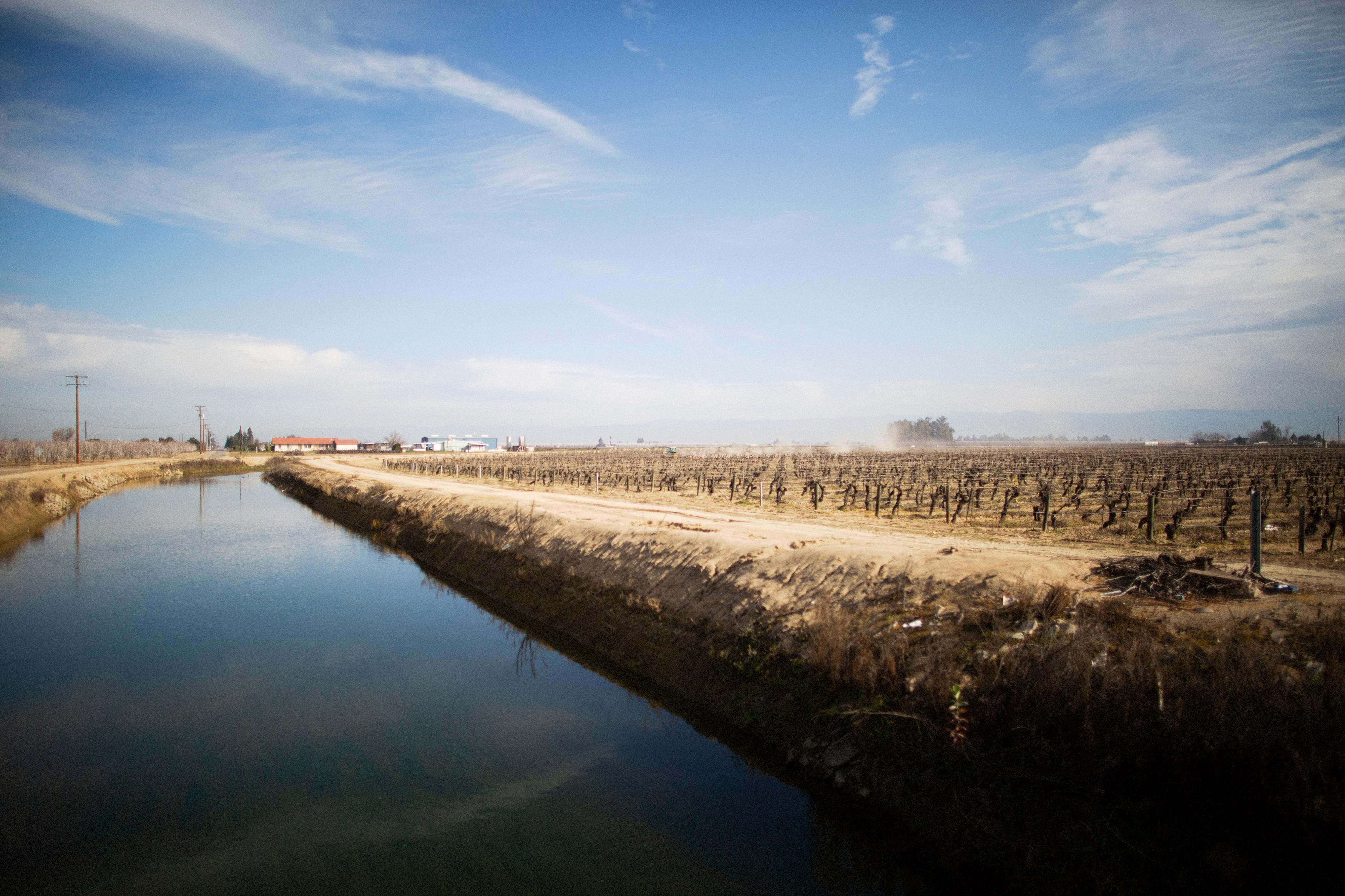Everything you need to know about California's historic water law