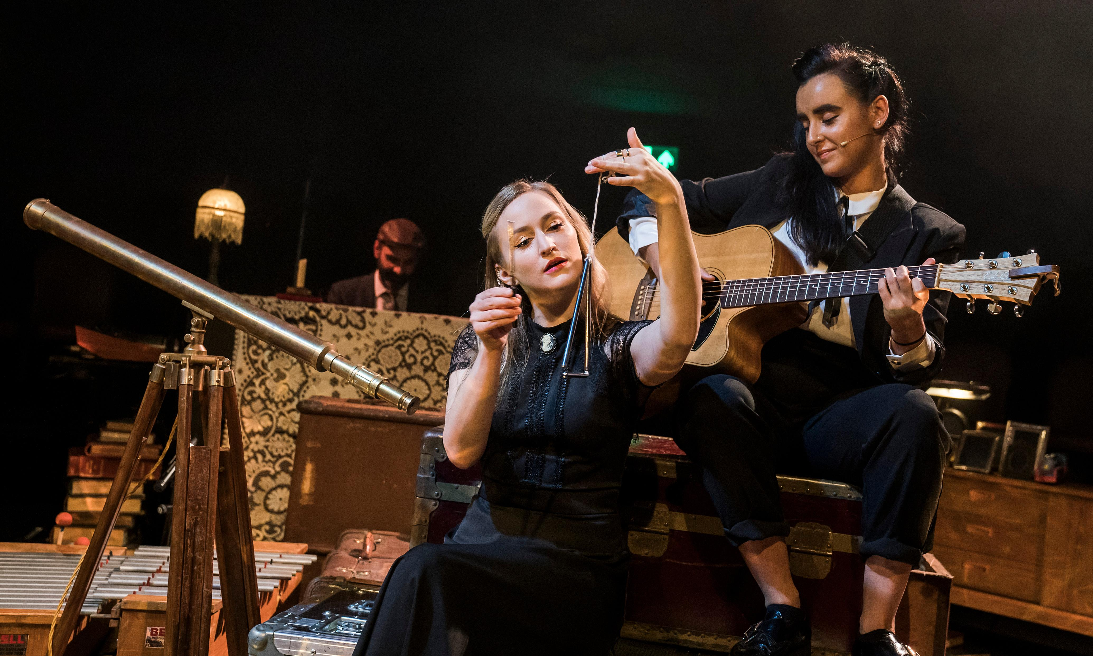 The week in theatre: Ghost Quartet; High Fidelity; When the Crows Visit – review