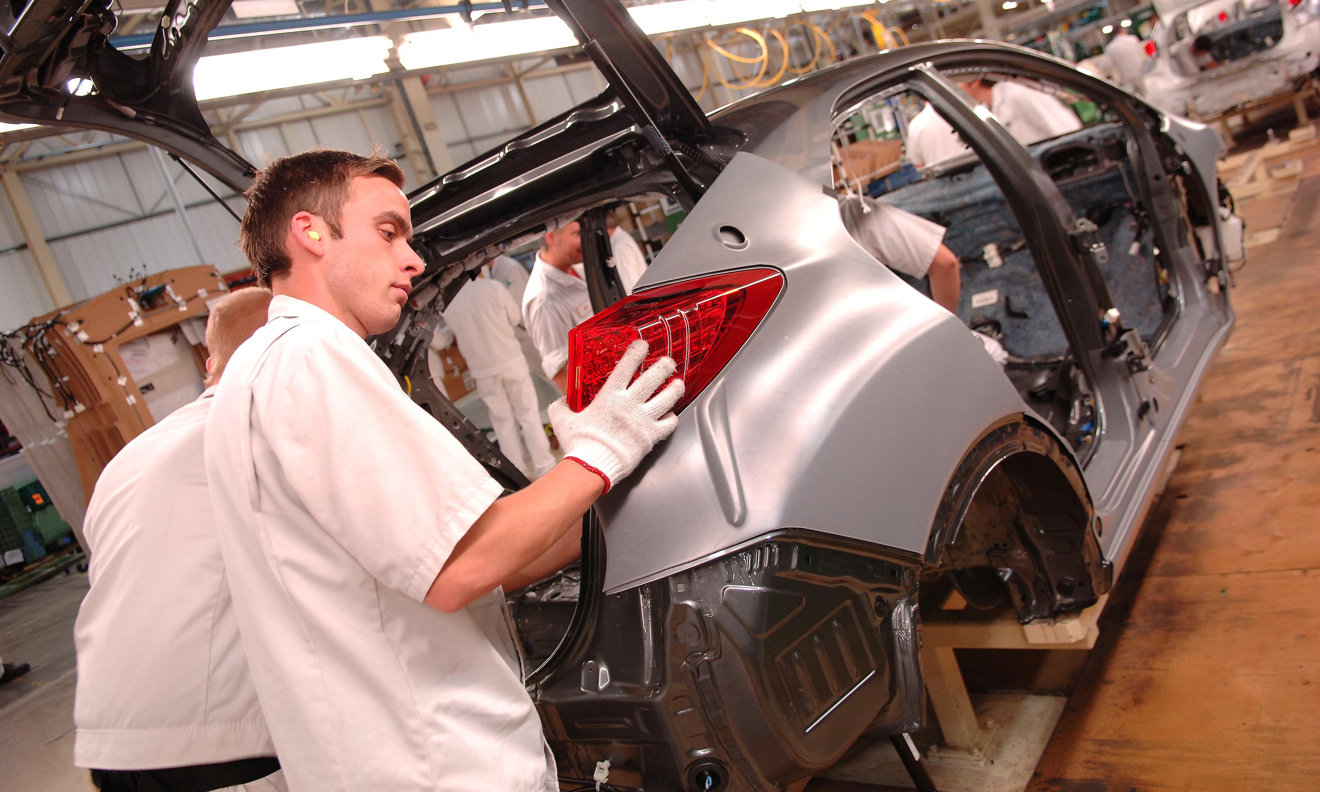 Carmaker Honda plans to close Swindon factory – reports