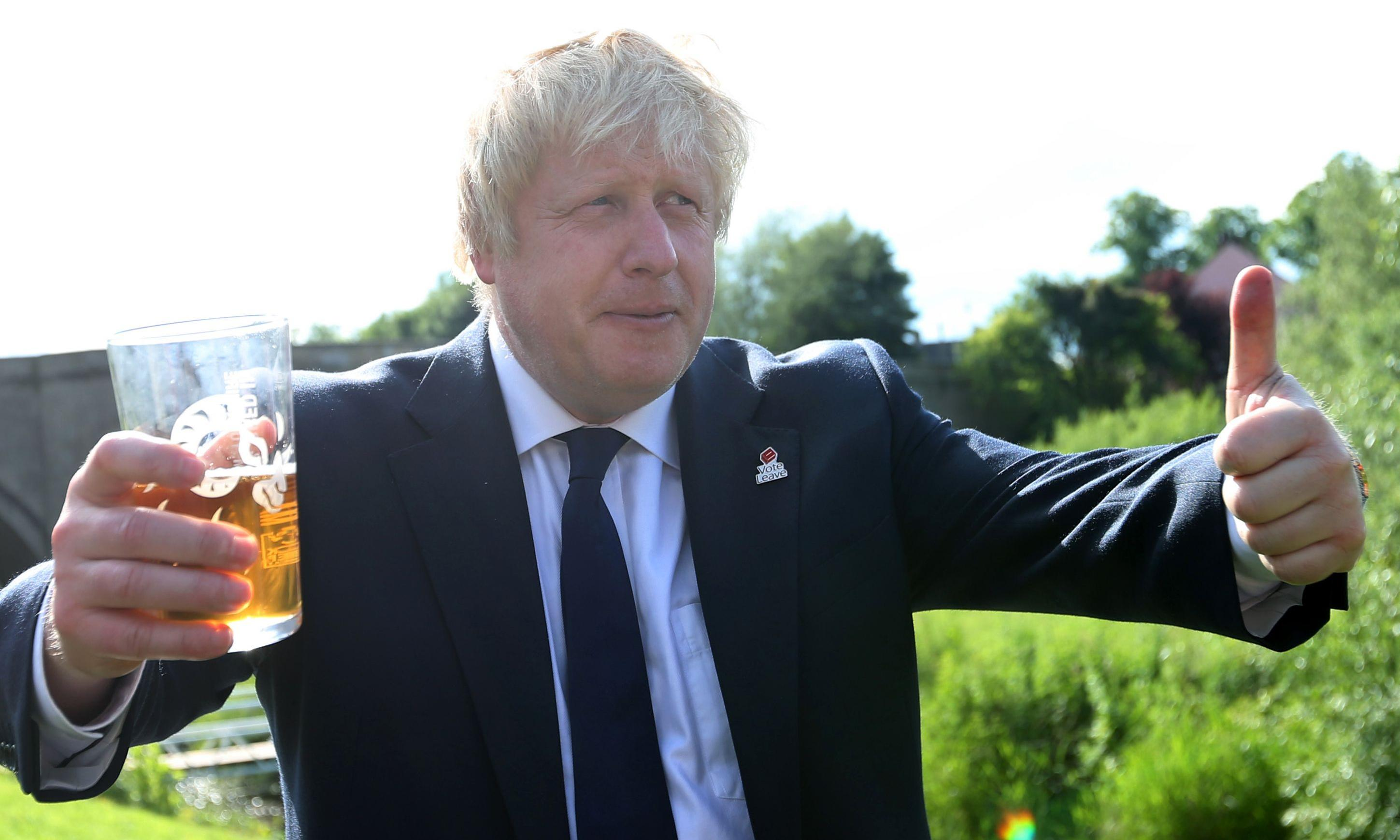 I worked with Boris Johnson as mayor. He's not fit to lead