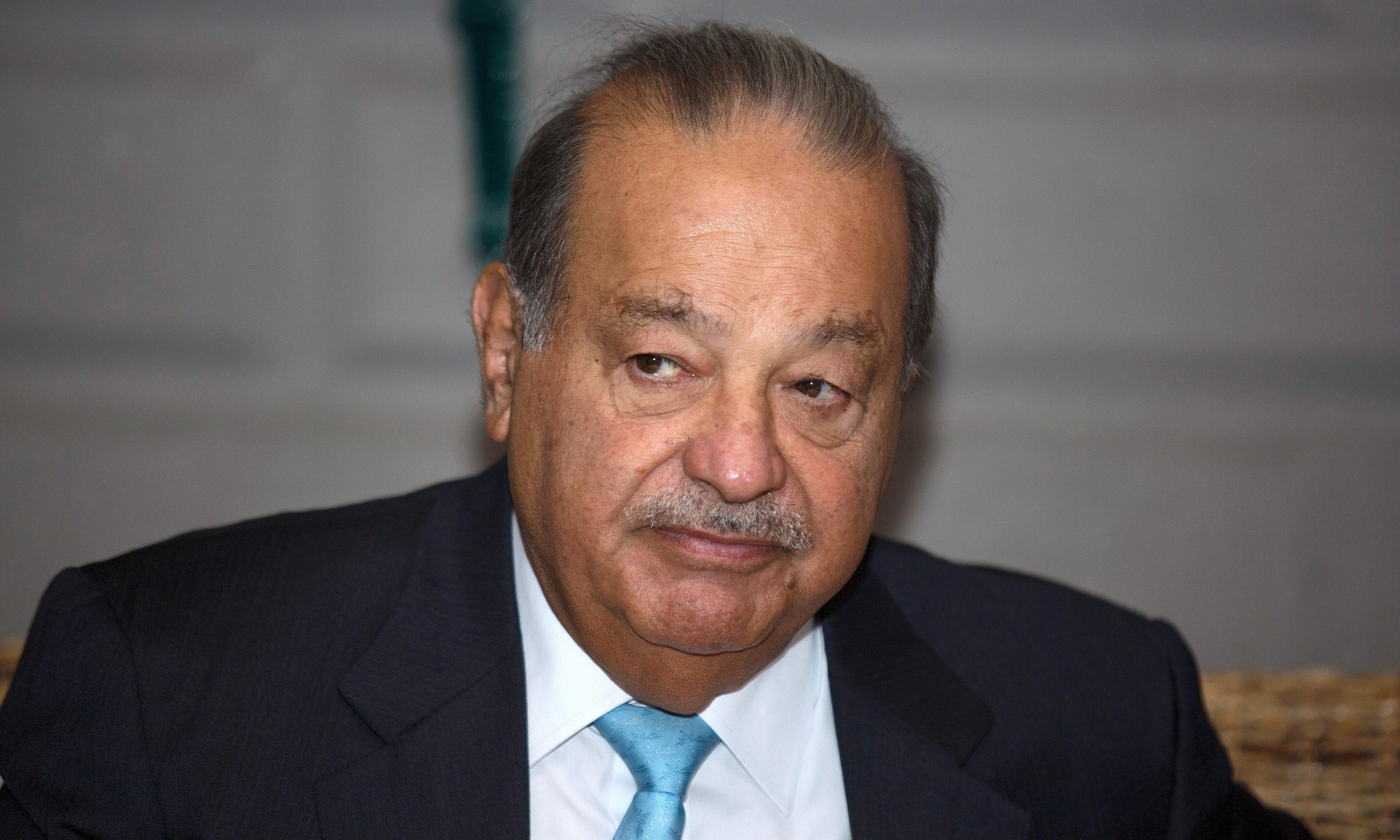 Who is more dangerous: El Chapo or Carlos Slim?