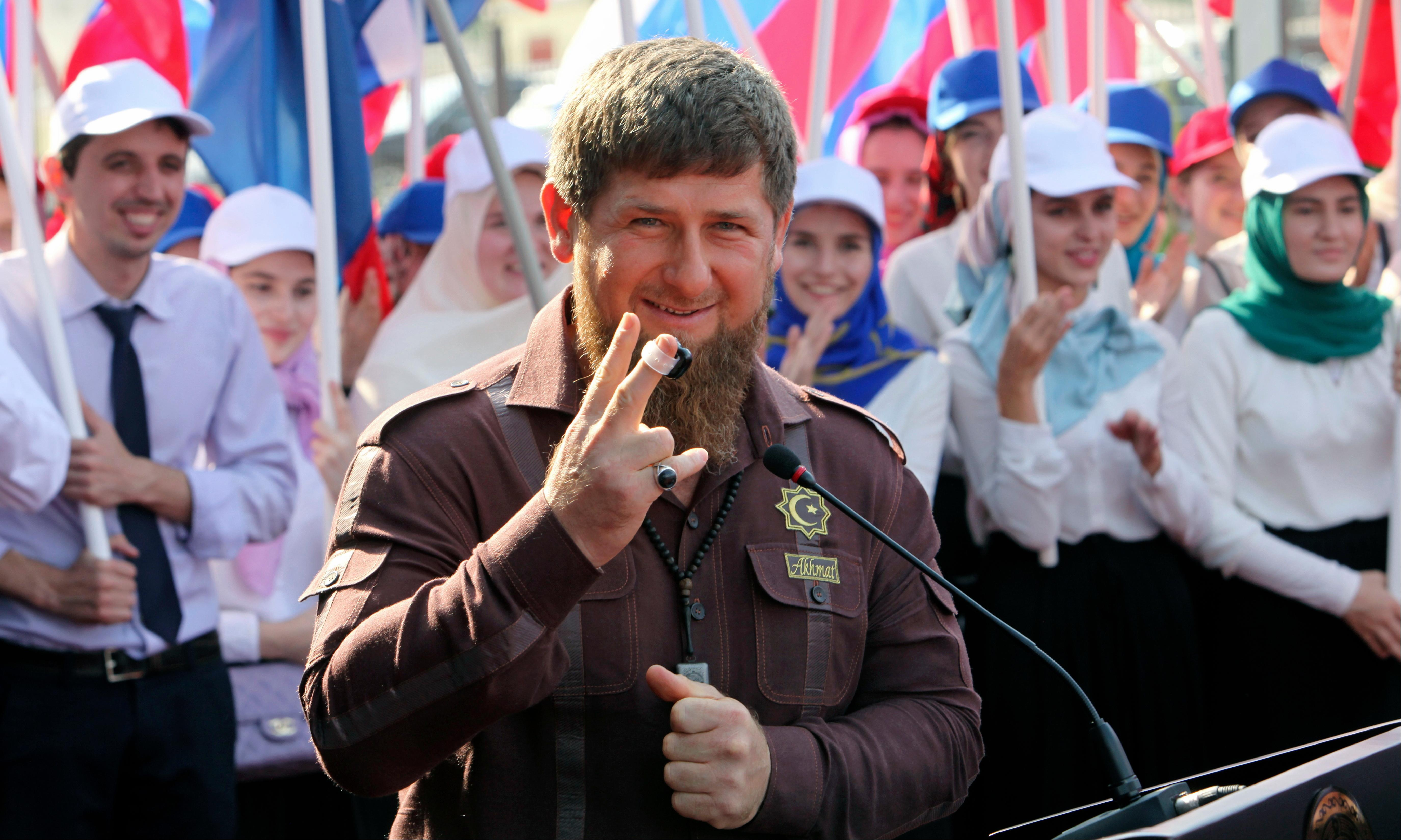 'We can find you anywhere': the Chechen death squads stalking Europe