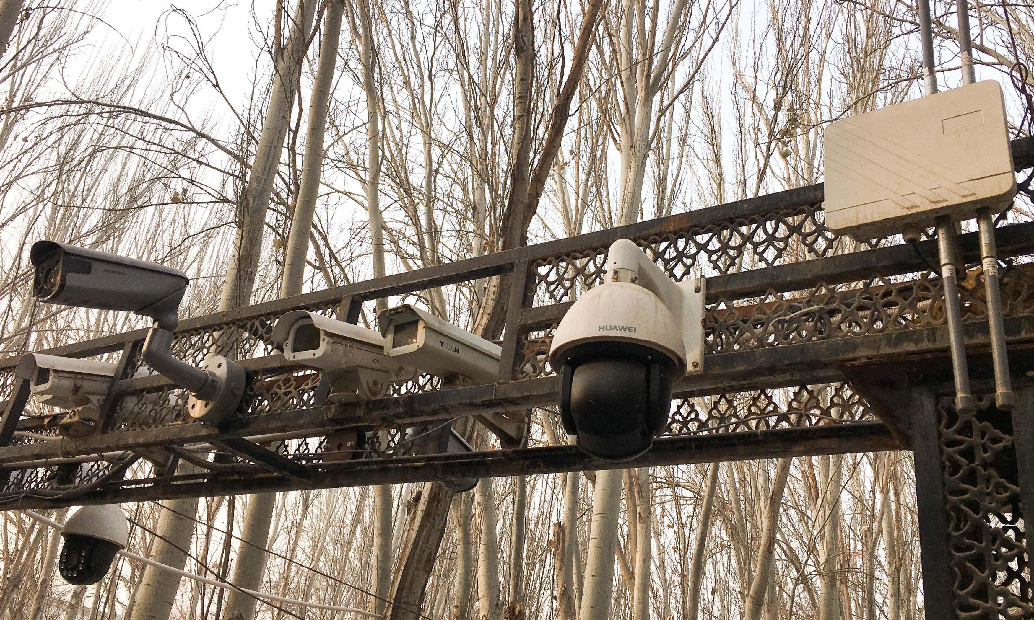 Chinese surveillance company tracking 2.5m Xinjiang residents
