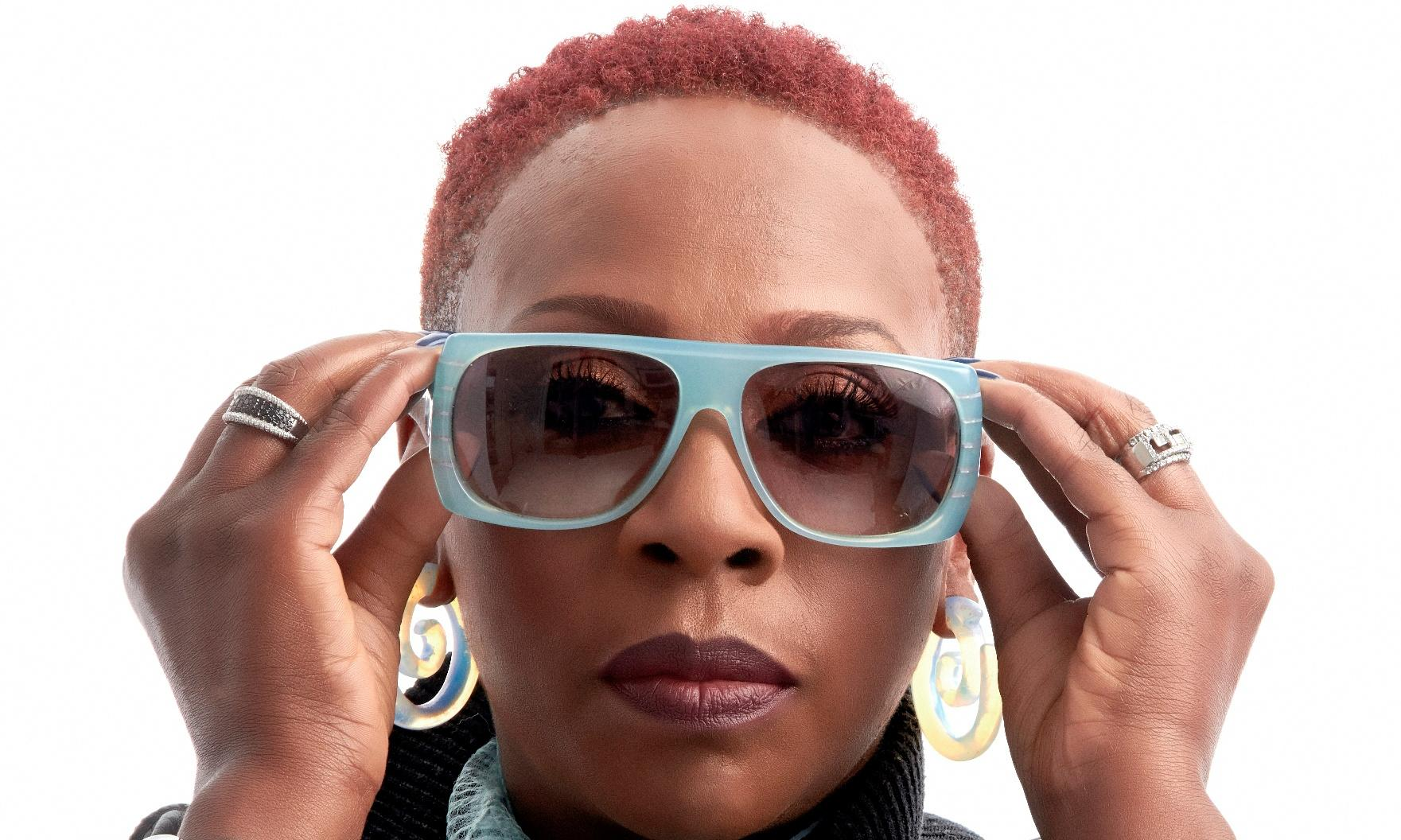 Gina Yashere: 'Tell you a joke? No – people pay for that'
