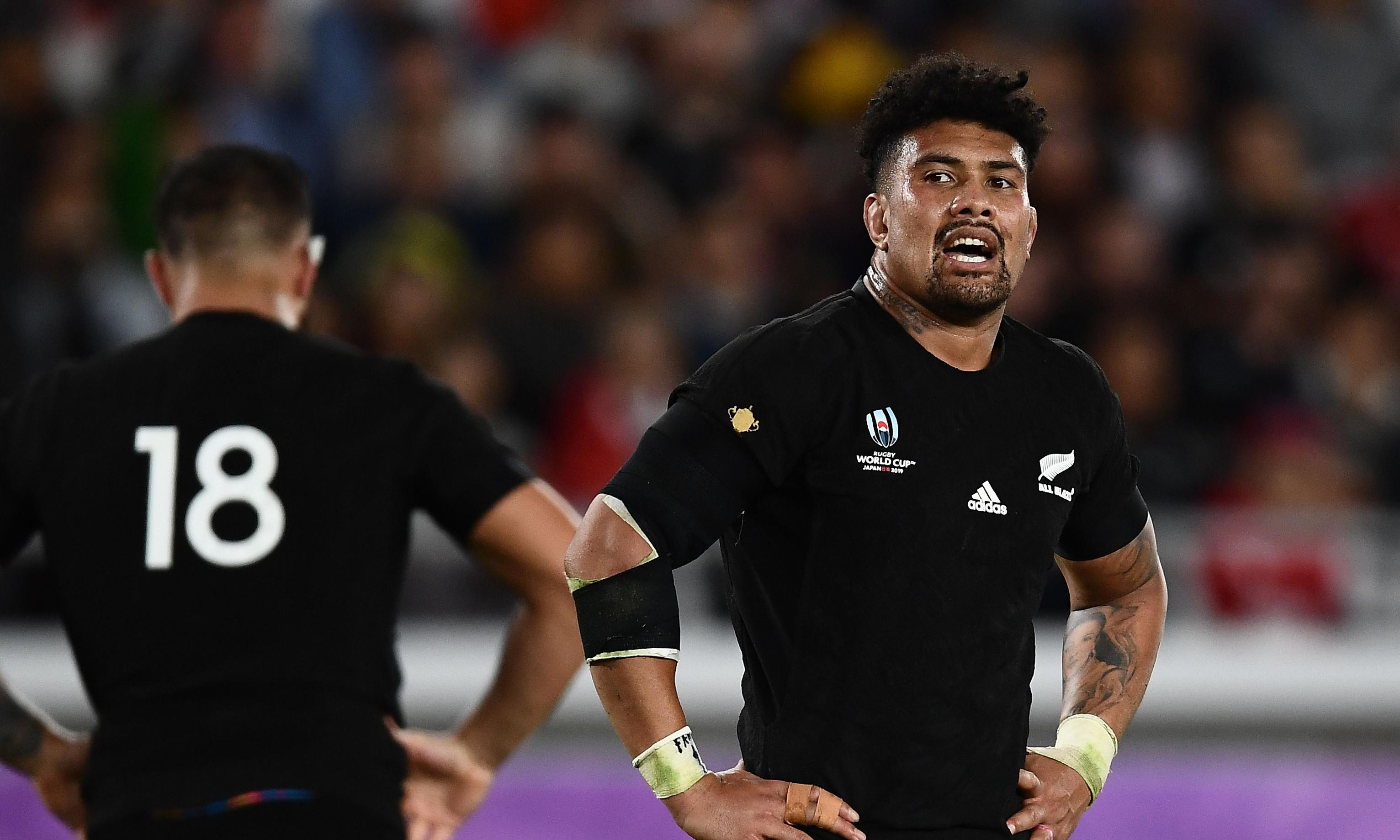 All Blacks star Ardie Savea flags switch from rugby union to NRL