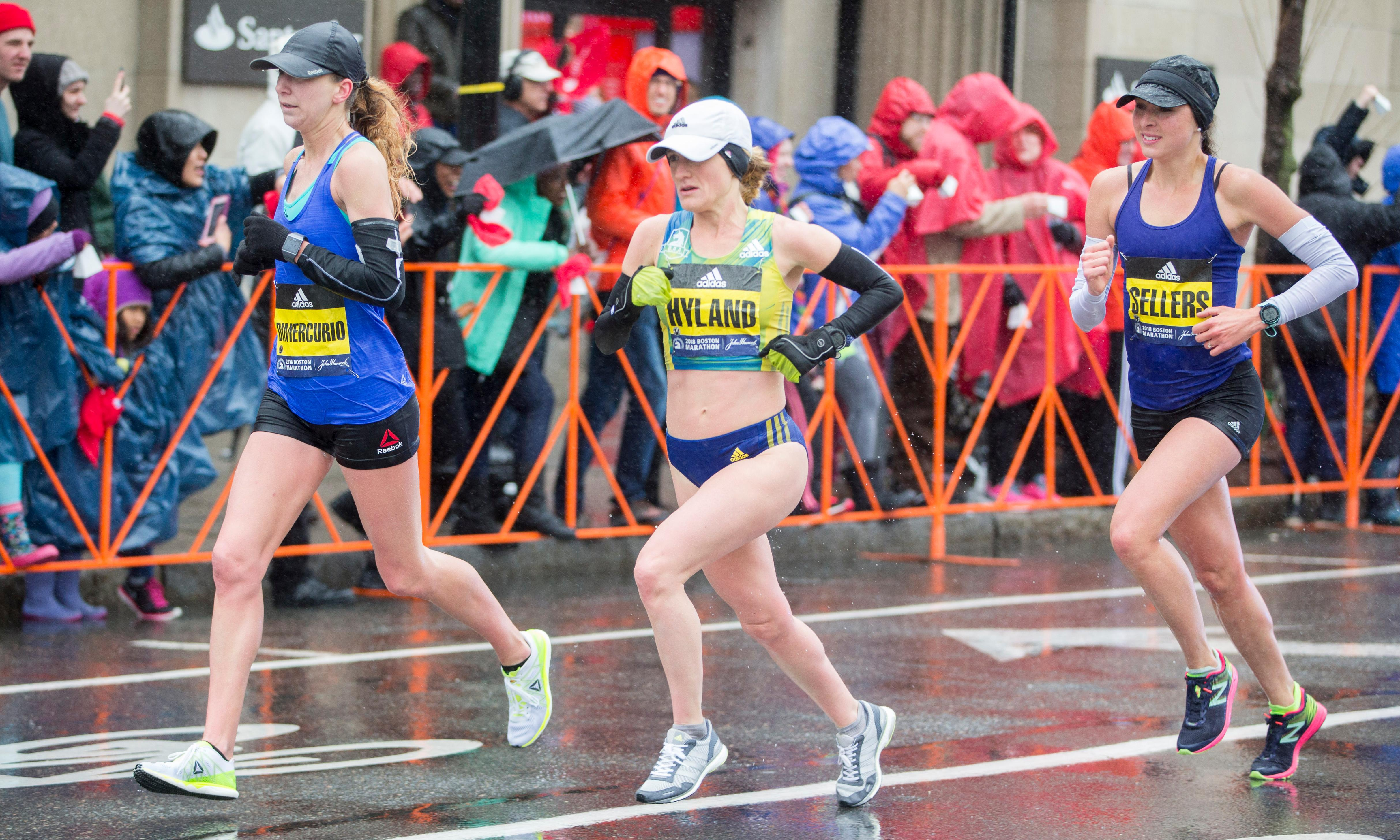 Sarah Sellers: the nurse who stunned the world at the Boston Marathon
