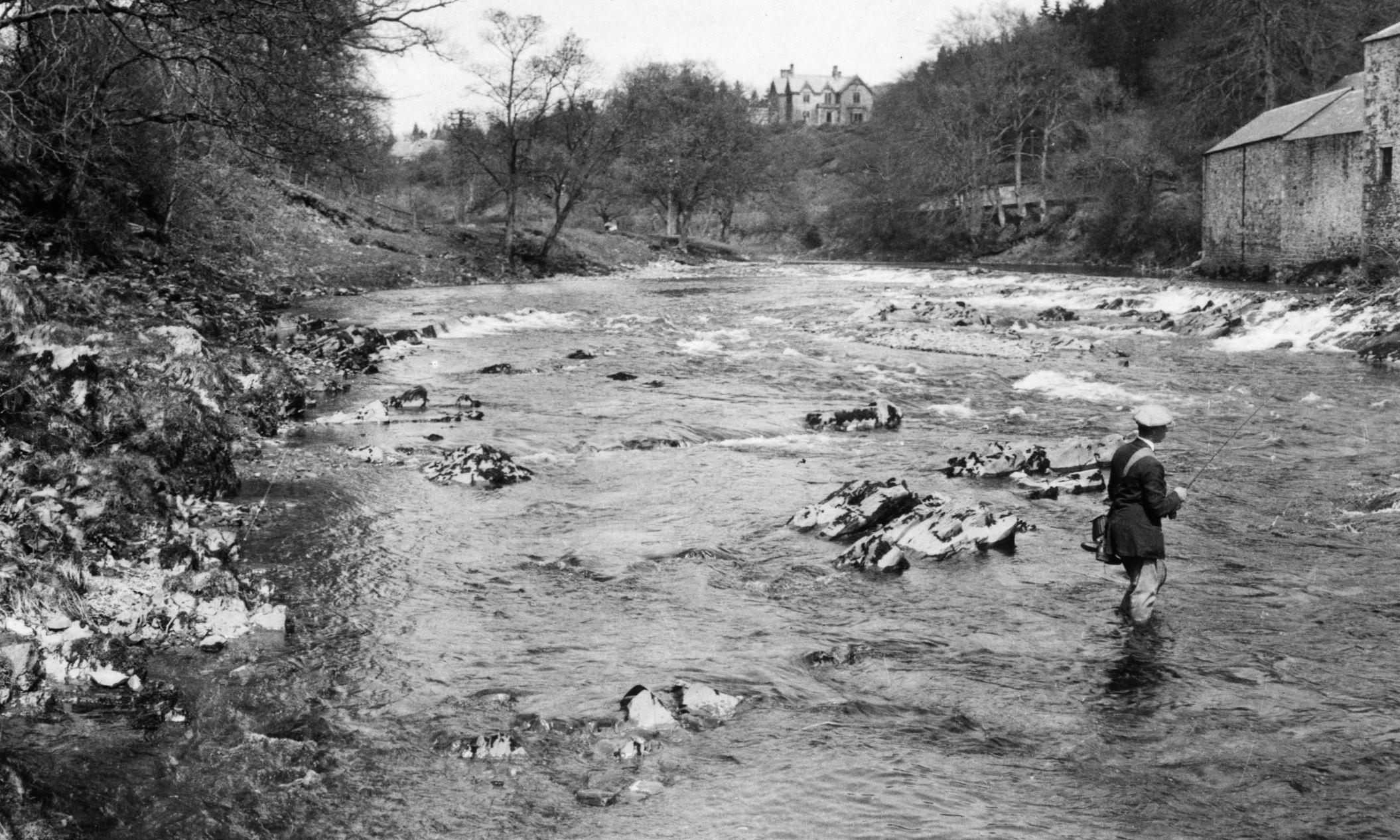 Shetland wages war on trout poachers – archive, 17 September 1957