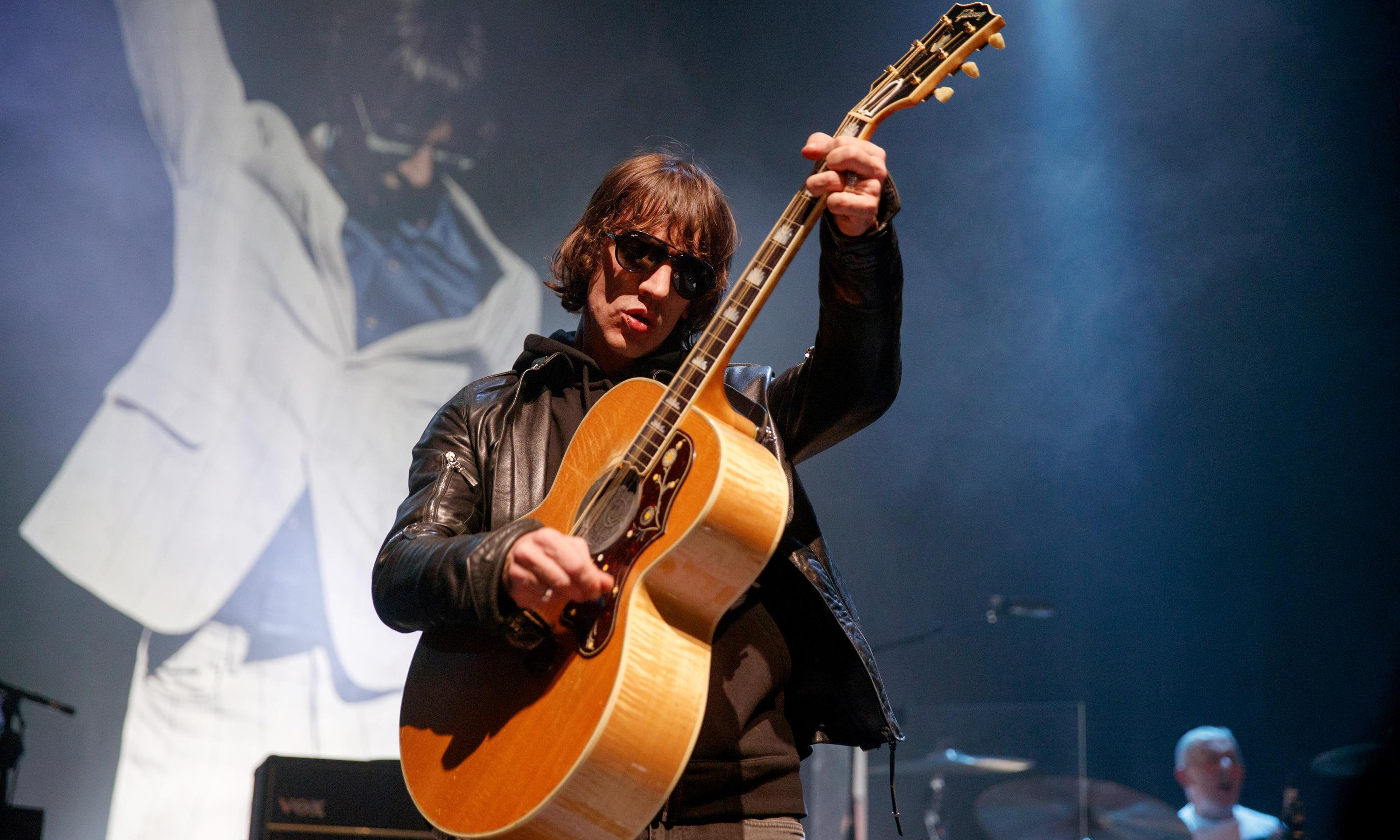 Richard Ashcroft making up with Mick can't change the mould