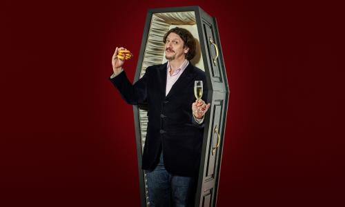 My Last Supper with Jay Rayner. It's a show to die for.