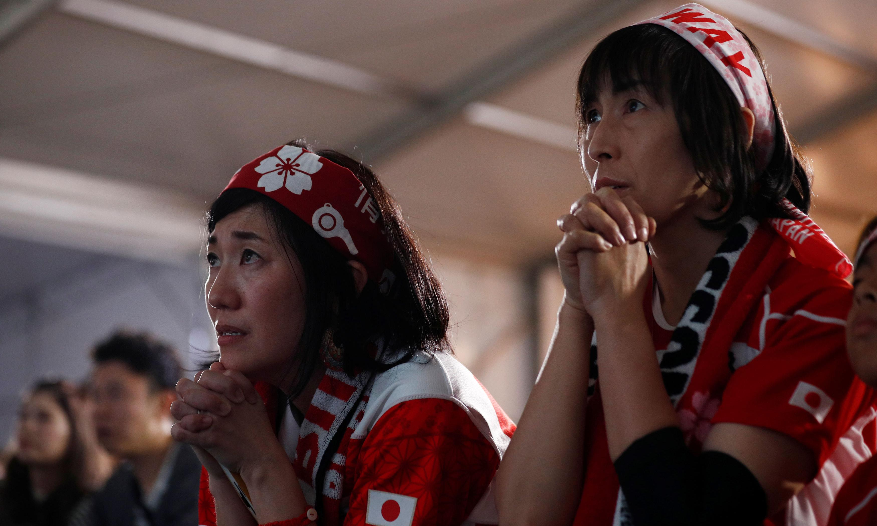 'They may have lost but they have made history': Japan inspire a nation