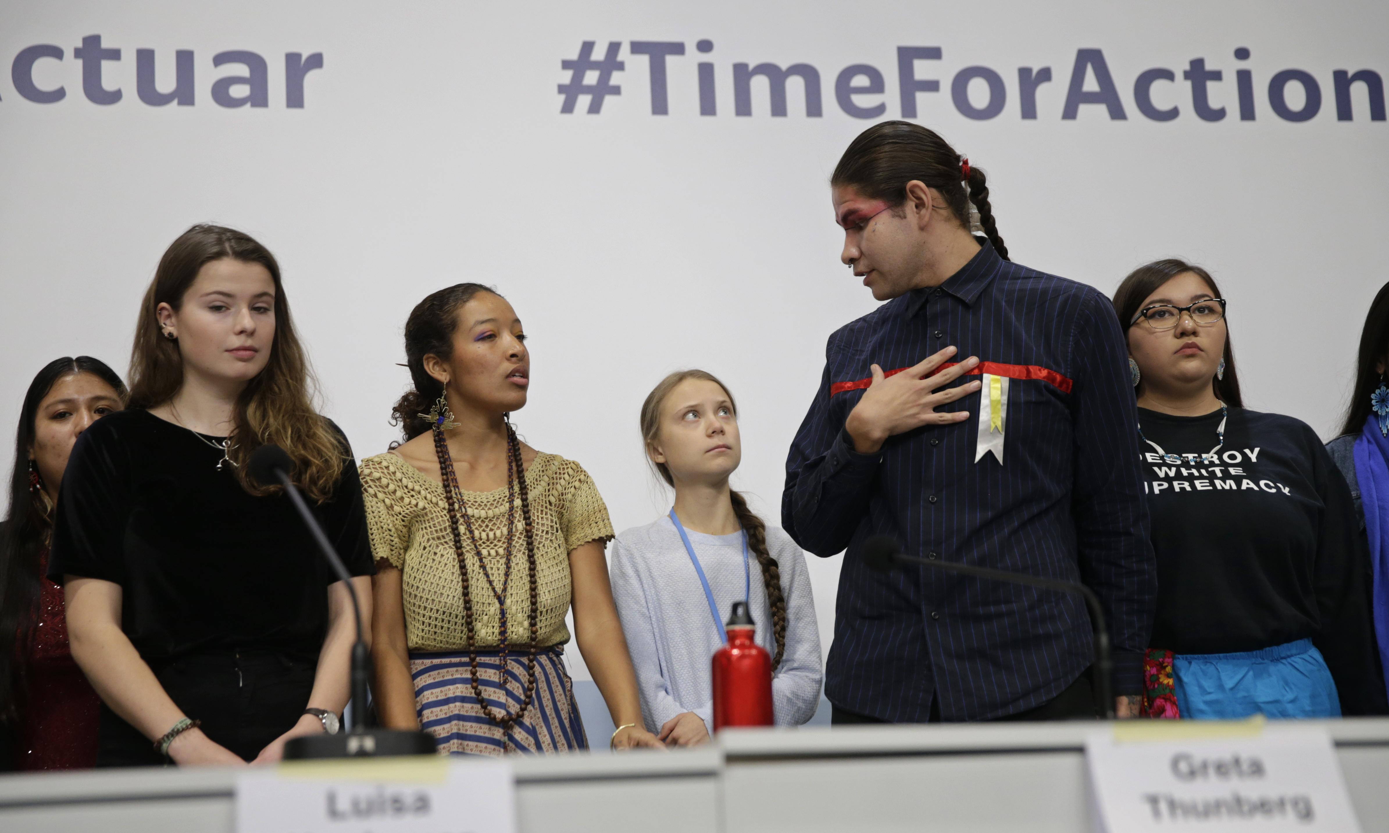 COP25 climate summit: put children at heart of tackling crisis, says UN