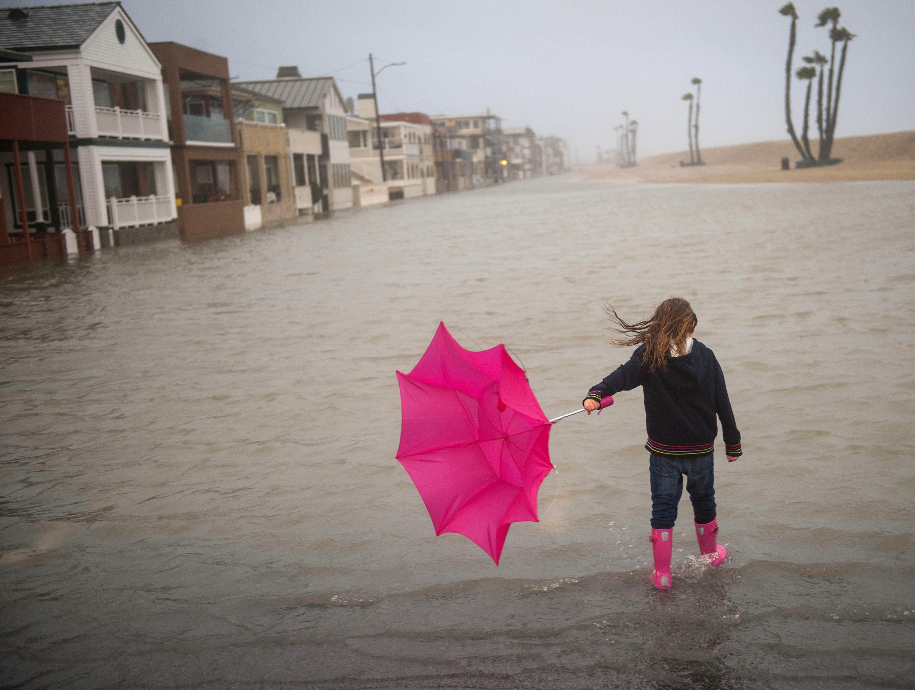 Extreme sea level events 'will hit once a year by 2050'