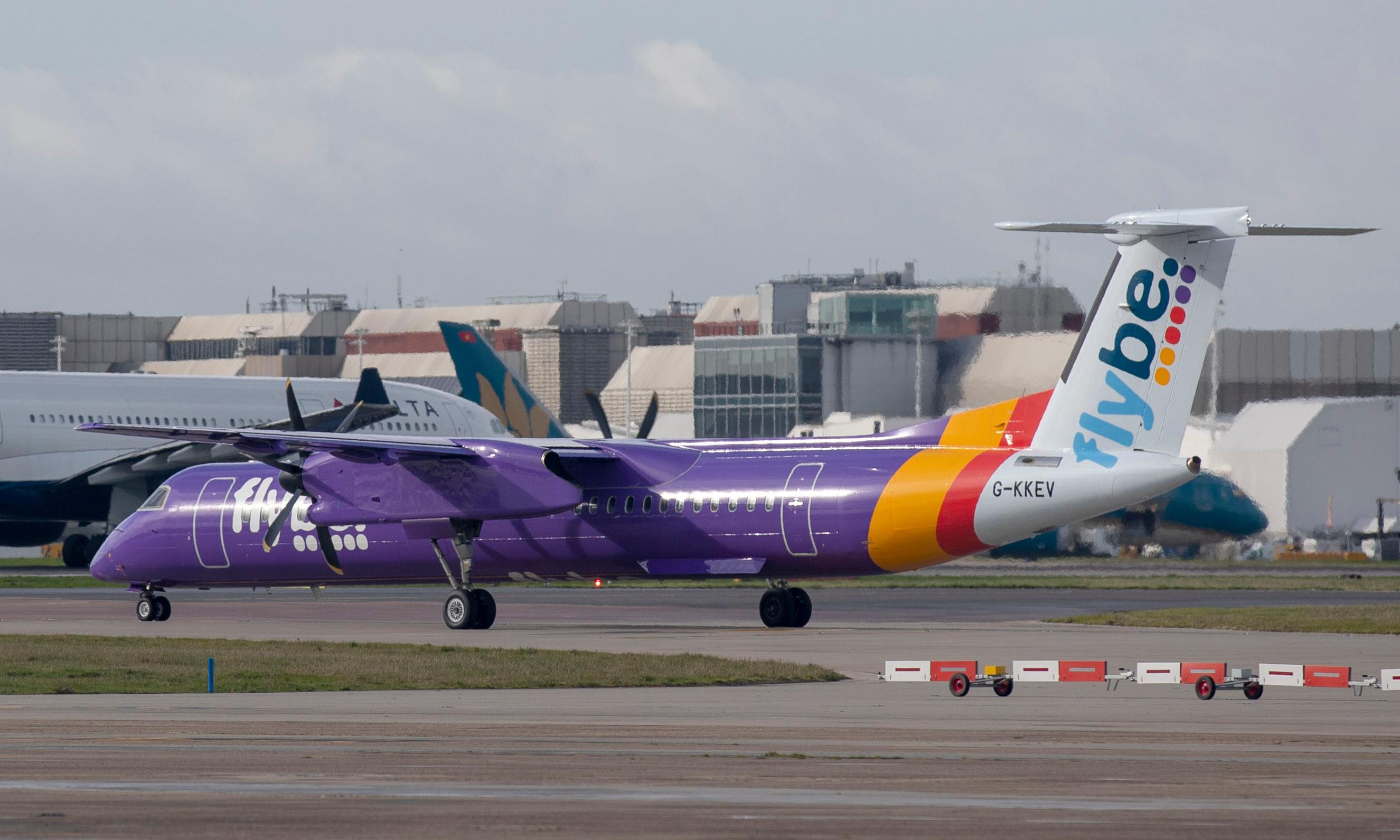 Flybe on the brink as government urged to step in
