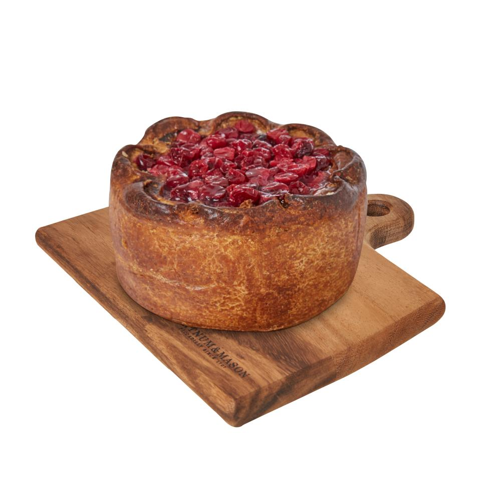 Fortnums Cranberry Topped Pork Pie 1.35kg (3)