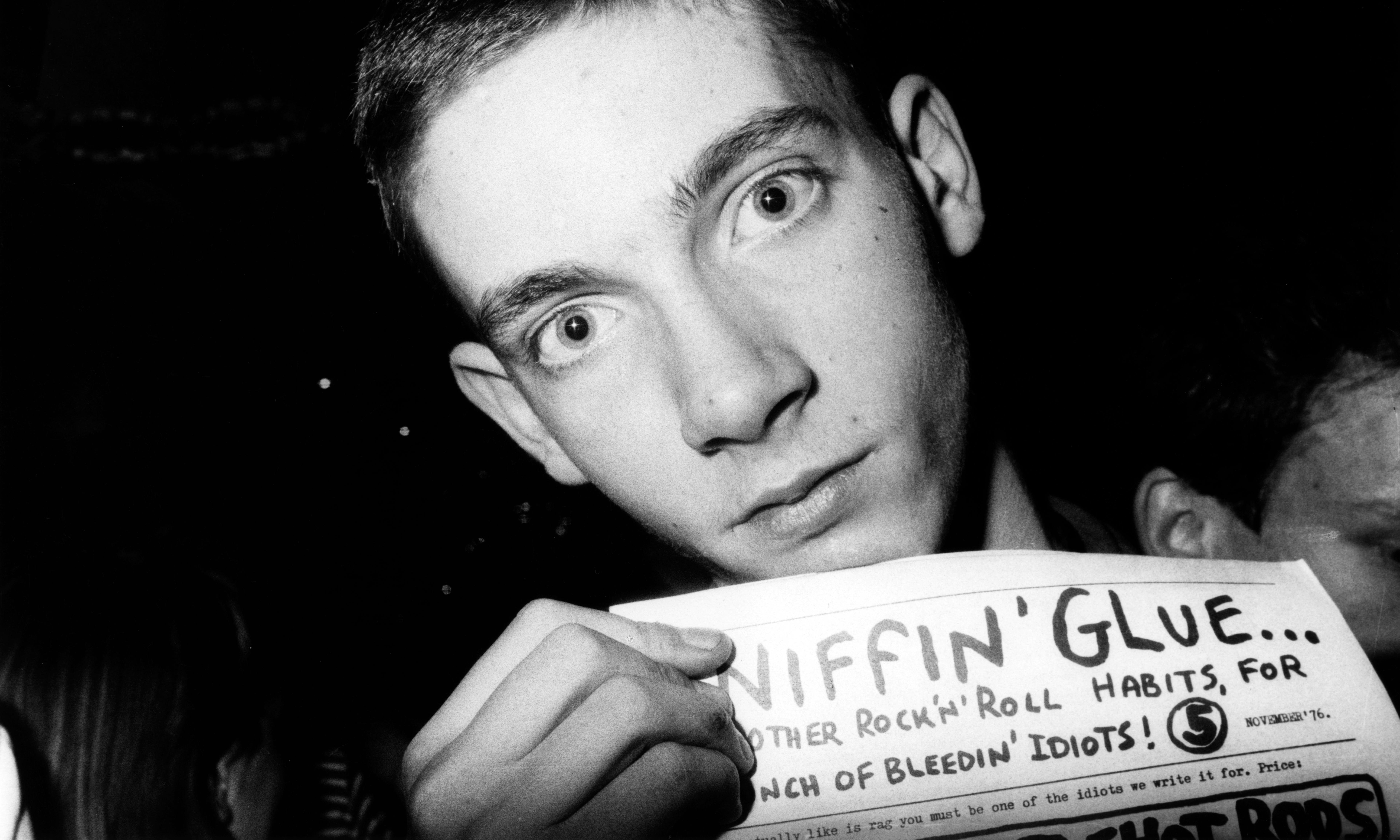 How we made punk fanzine Sniffin' Glue