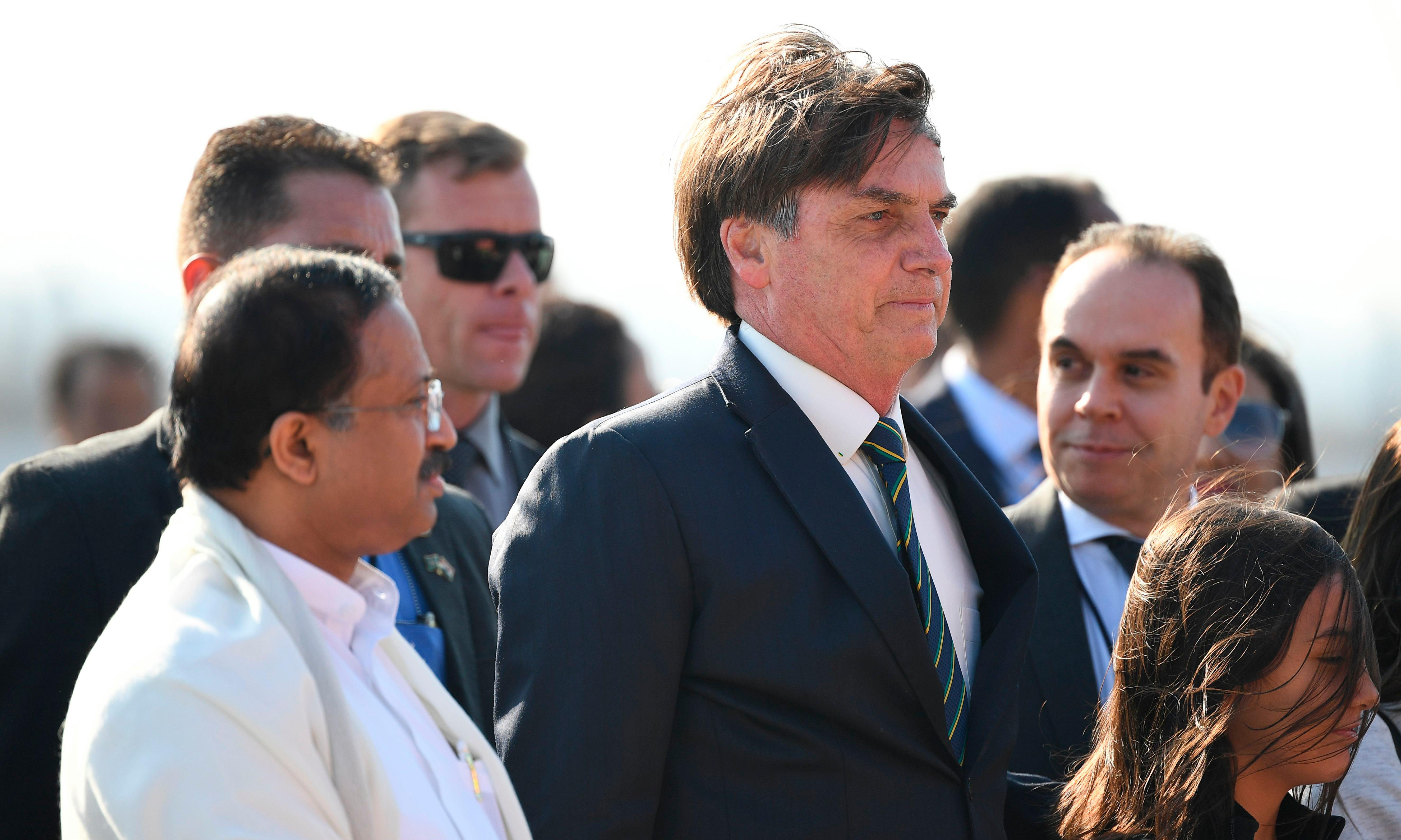 Jair Bolsonaro's racist comment sparks outrage from indigenous groups