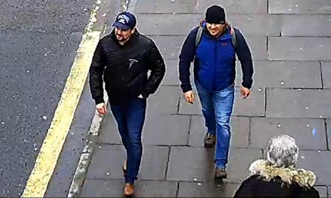 Russia is mocking us. First the Salisbury attack, then information warfare. Time to wake up