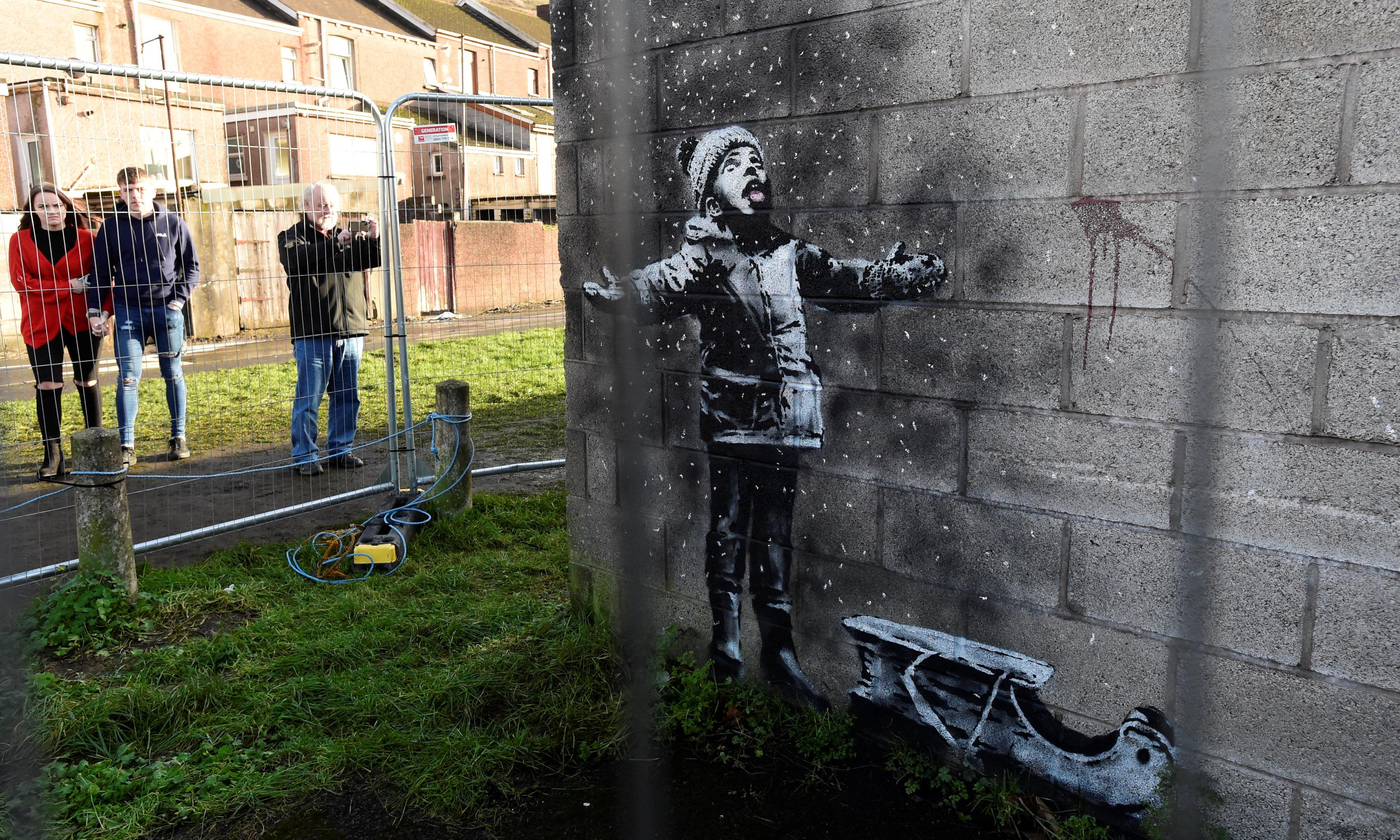 Plan for Banksy art gallery in Port Talbot may be under threat