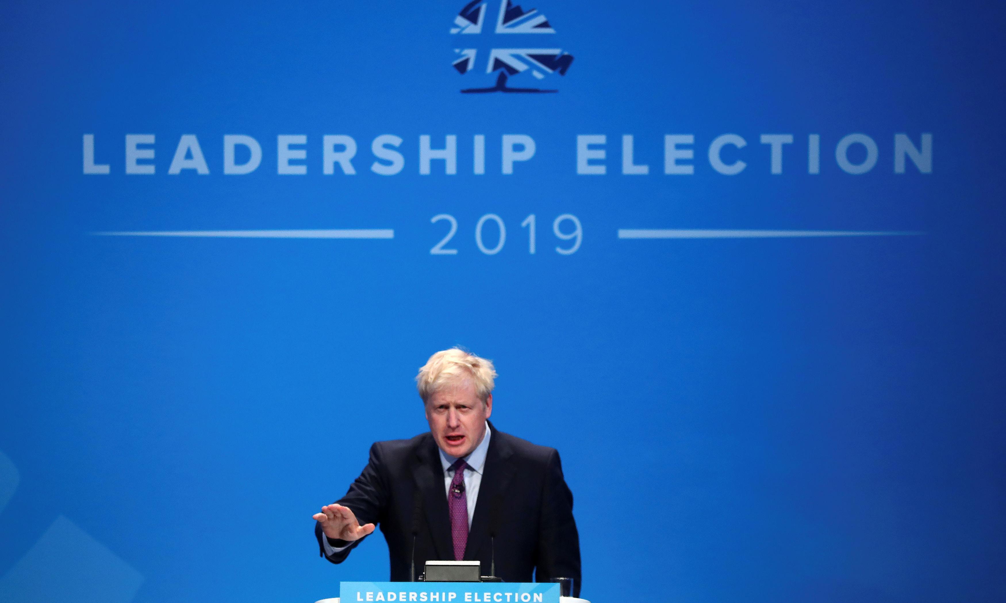 'Why take risks?': Boris Johnson's team keep candidate on tight leash
