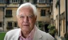 John Simpson at Braesnose College, Oxford.