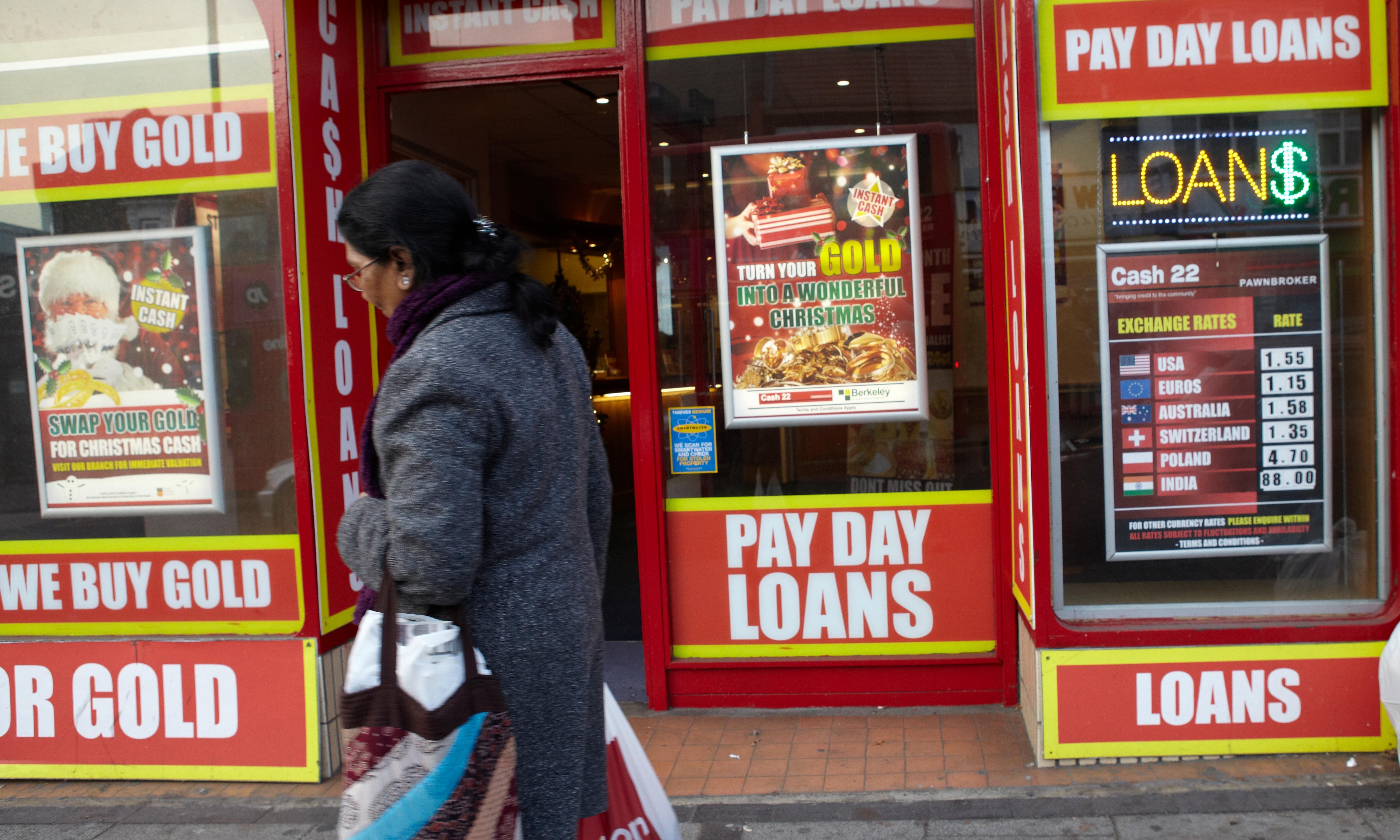 Payday lenders face sharp criticism as complaints rise 130%