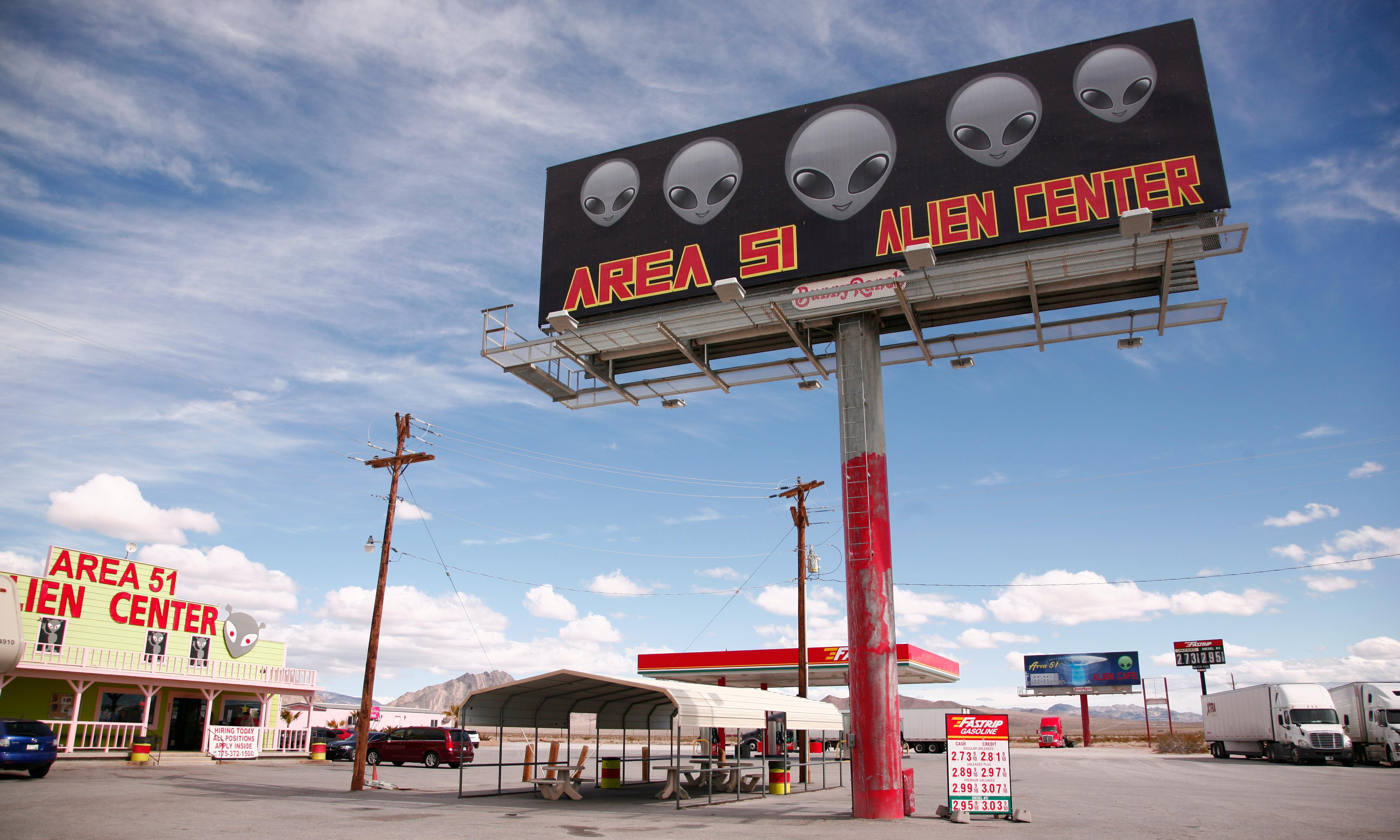 Why the joke Facebook page calling for people to storm Area 51 went viral