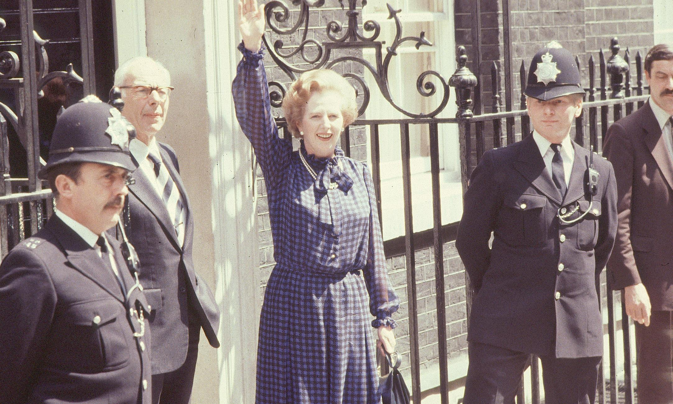 From Thatcher to Brexit: this Tory folly was 40 years in the making