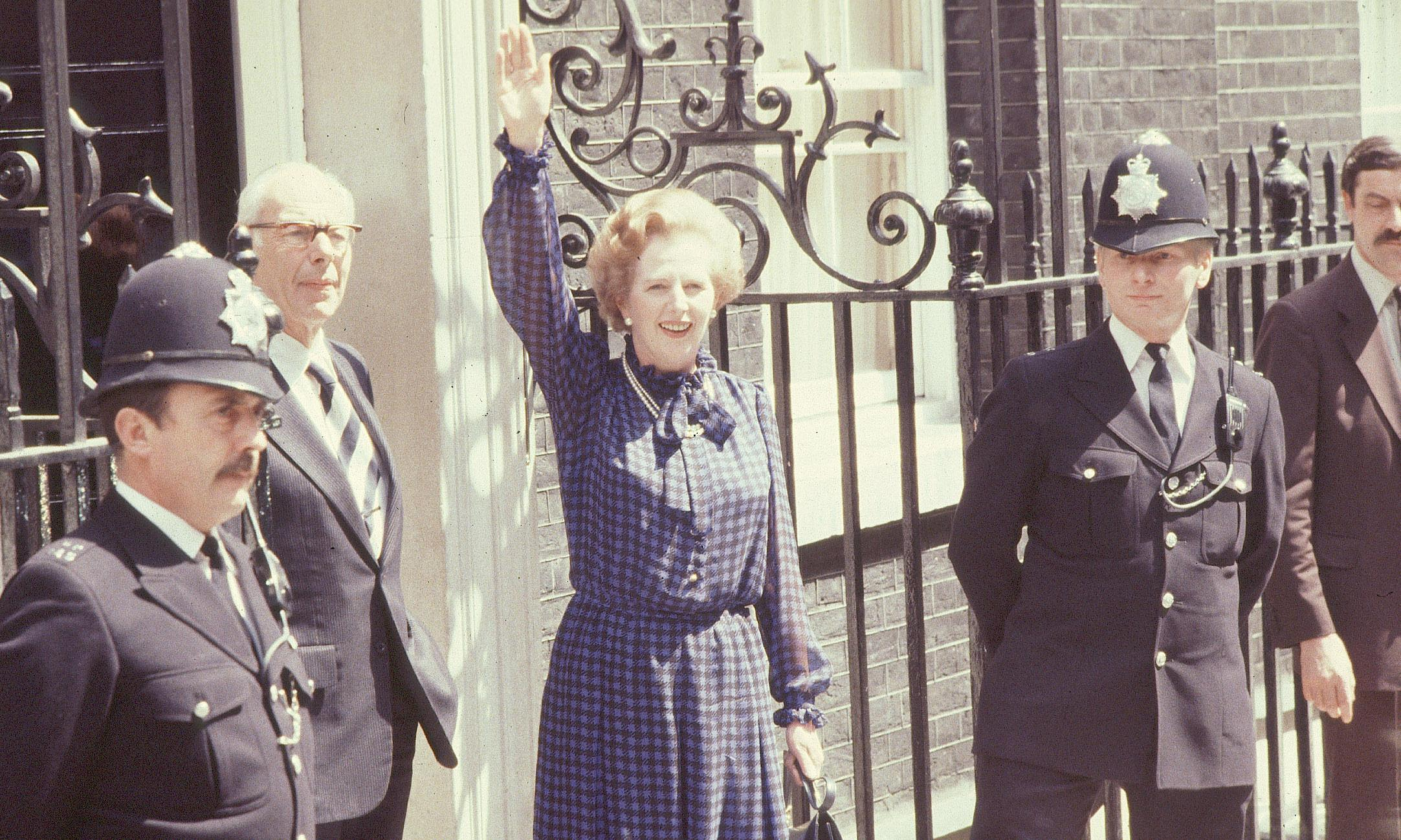 TV tonight: the rise and fall of Maggie Thatcher