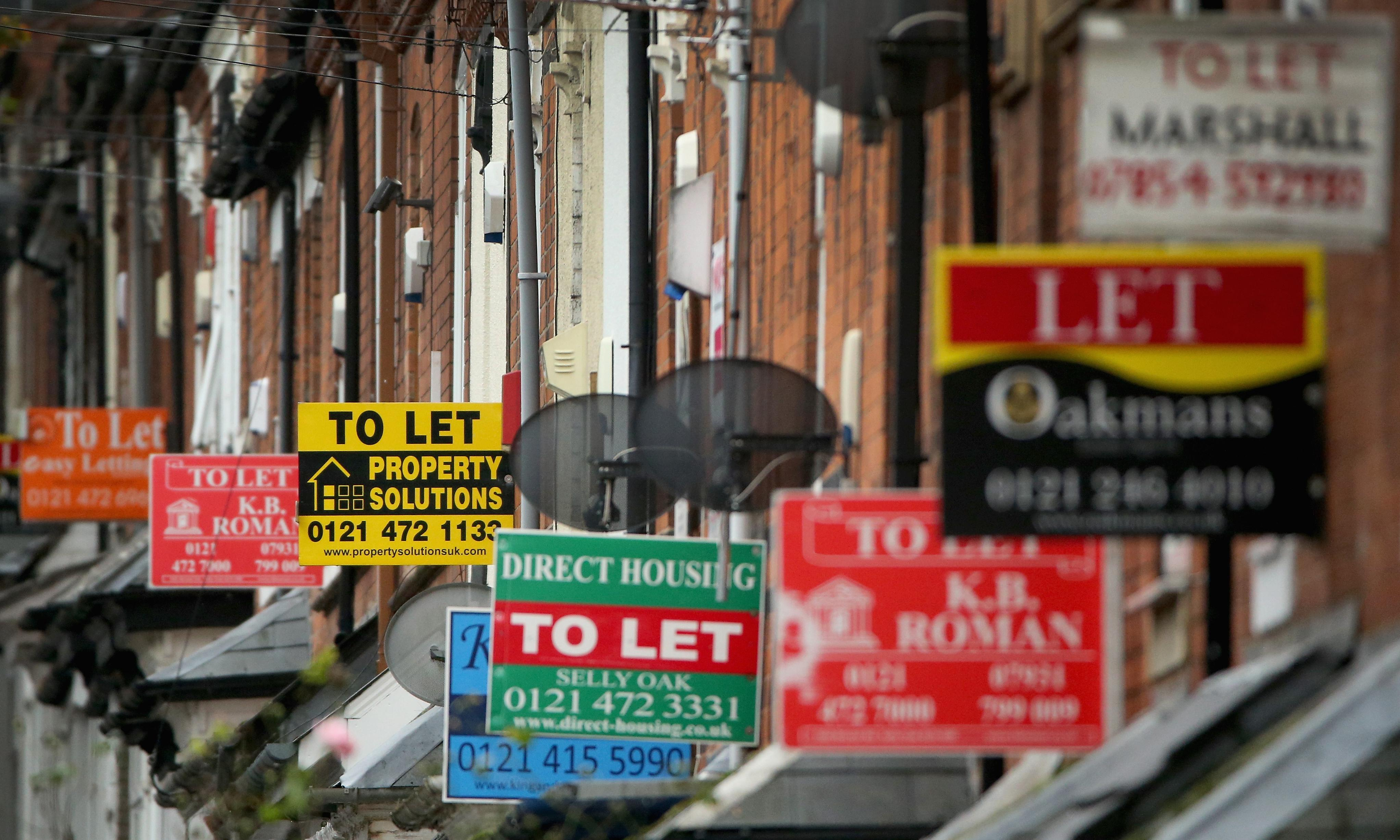 The Guardian view on housing inequality: the young are paying