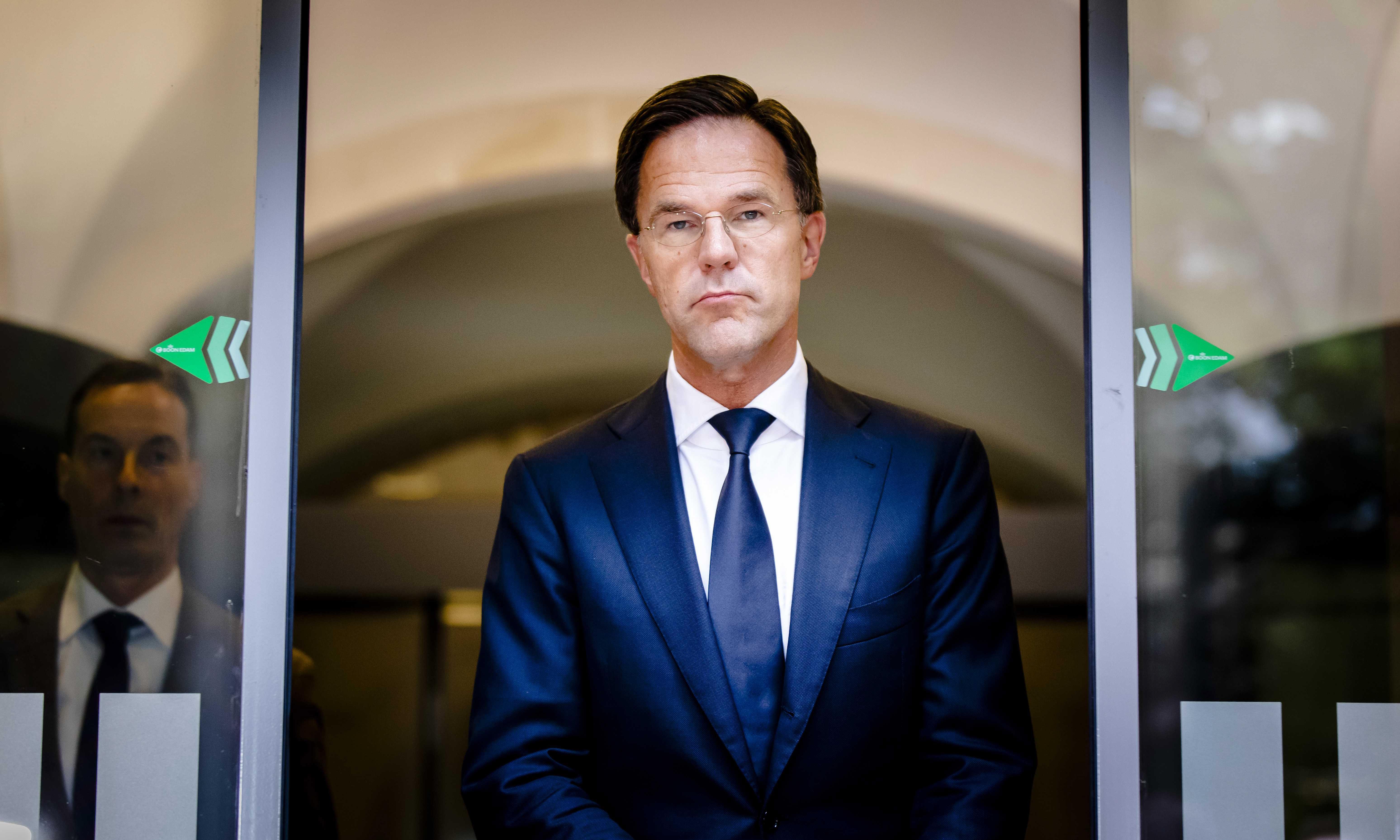 EU won't negotiate on Boris Johnson's Brexit plan, says Dutch PM