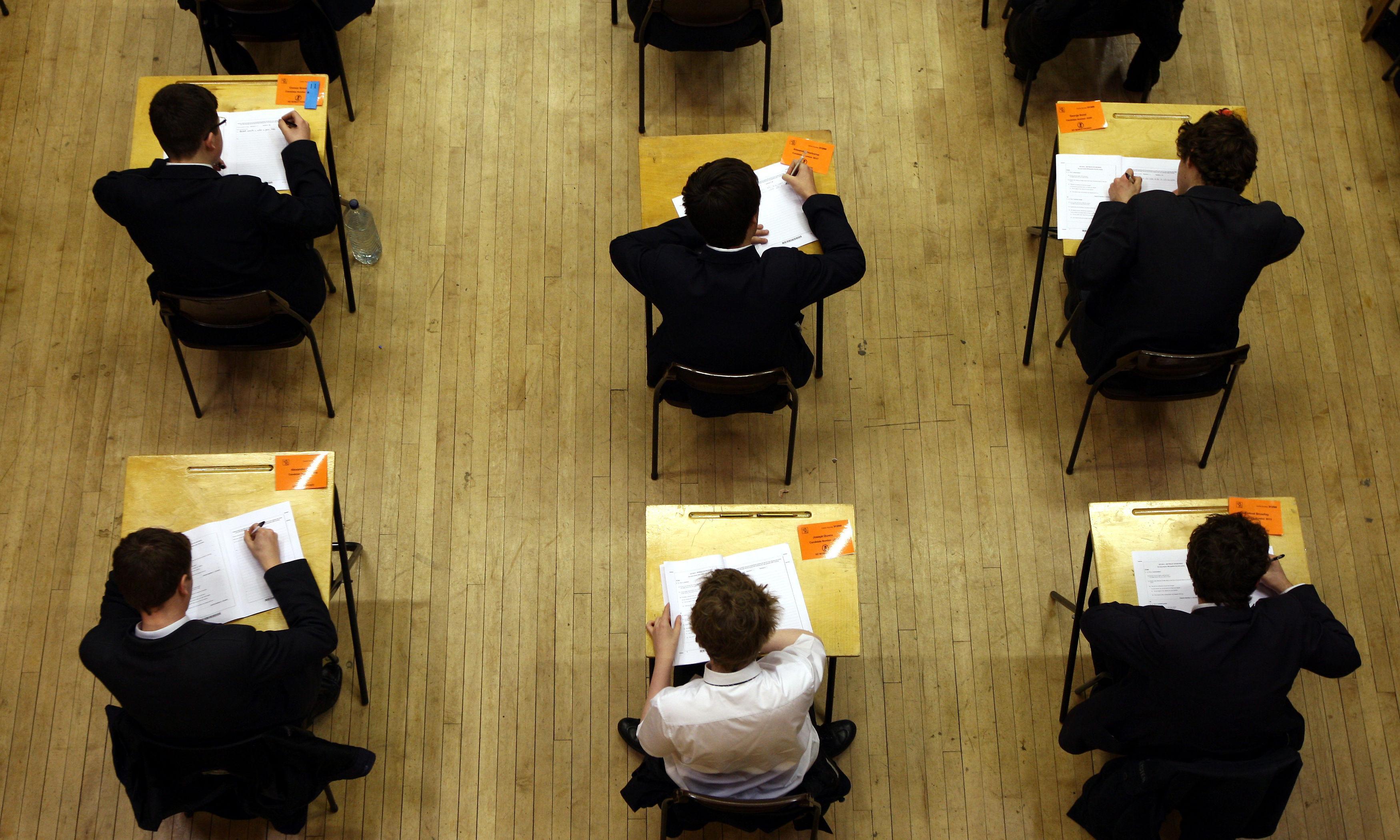Английский (топики/темы): The British Education System