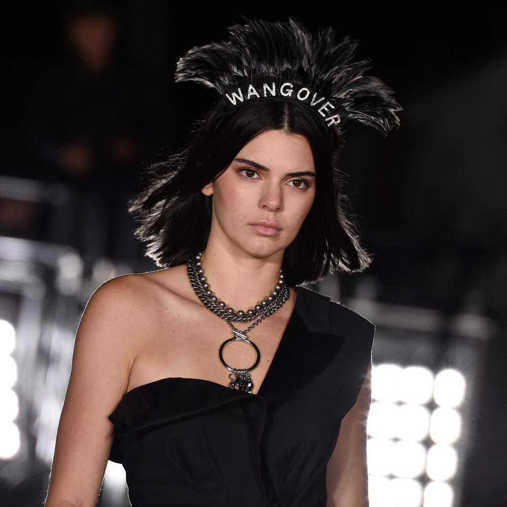 Wangover - Kendall Jenner at Alexander Wang