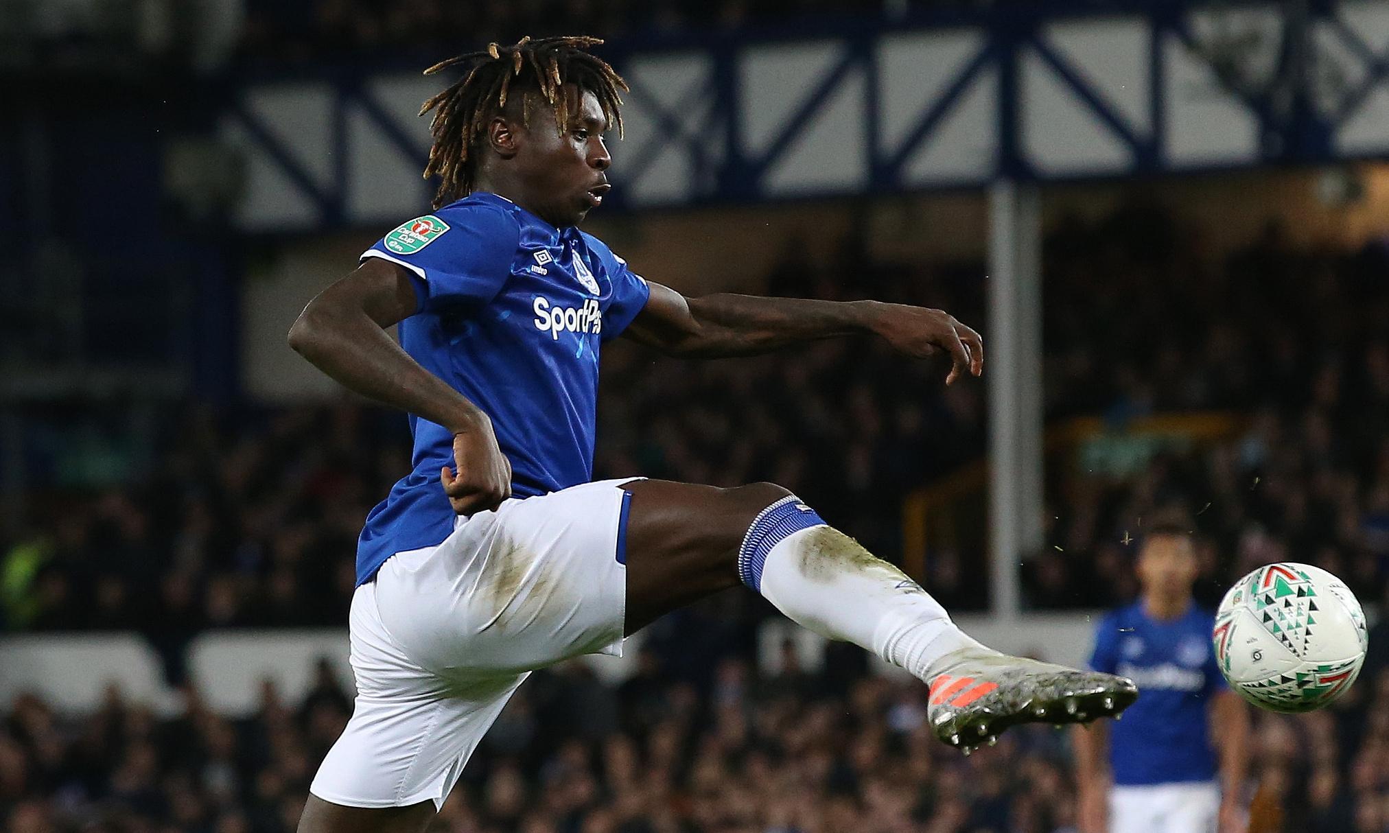 Moise Kean will 'definitely not' leave Everton in January, says Marco Silva