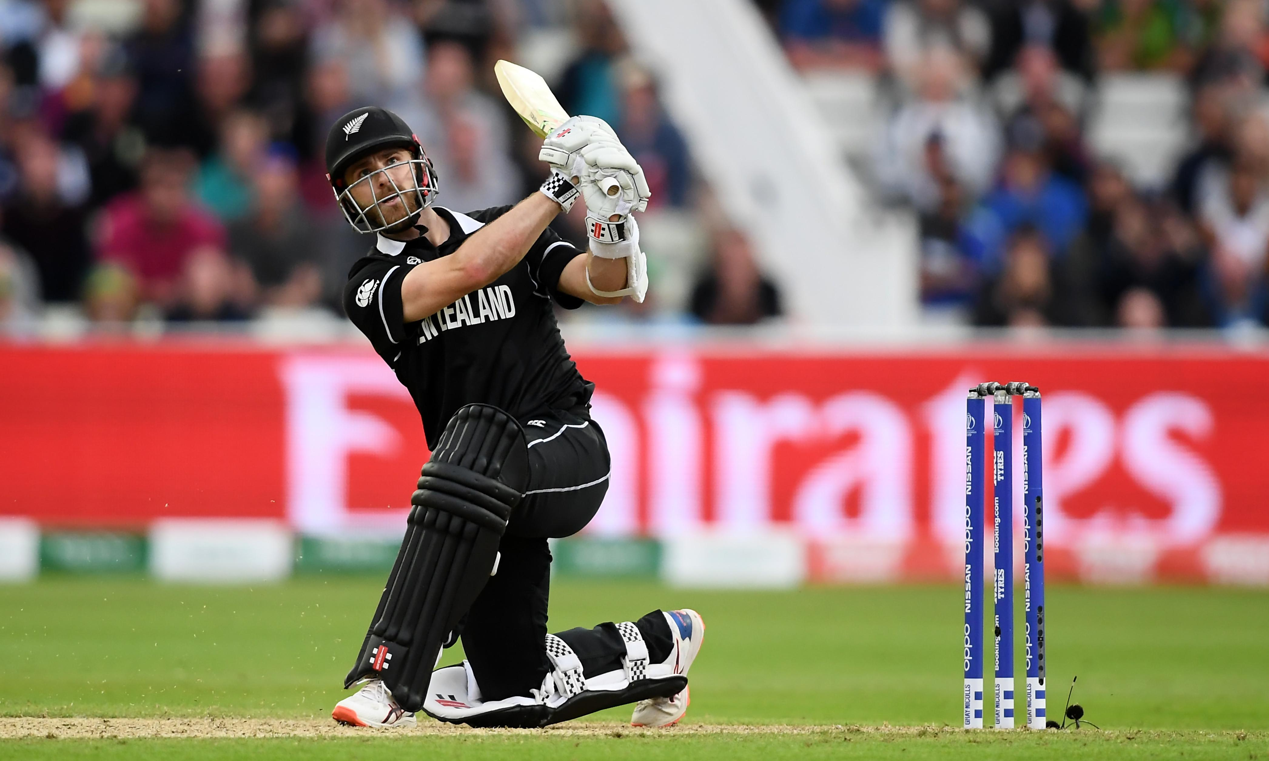 Kane Williamson guides New Zealand to narrow World Cup win over South Africa