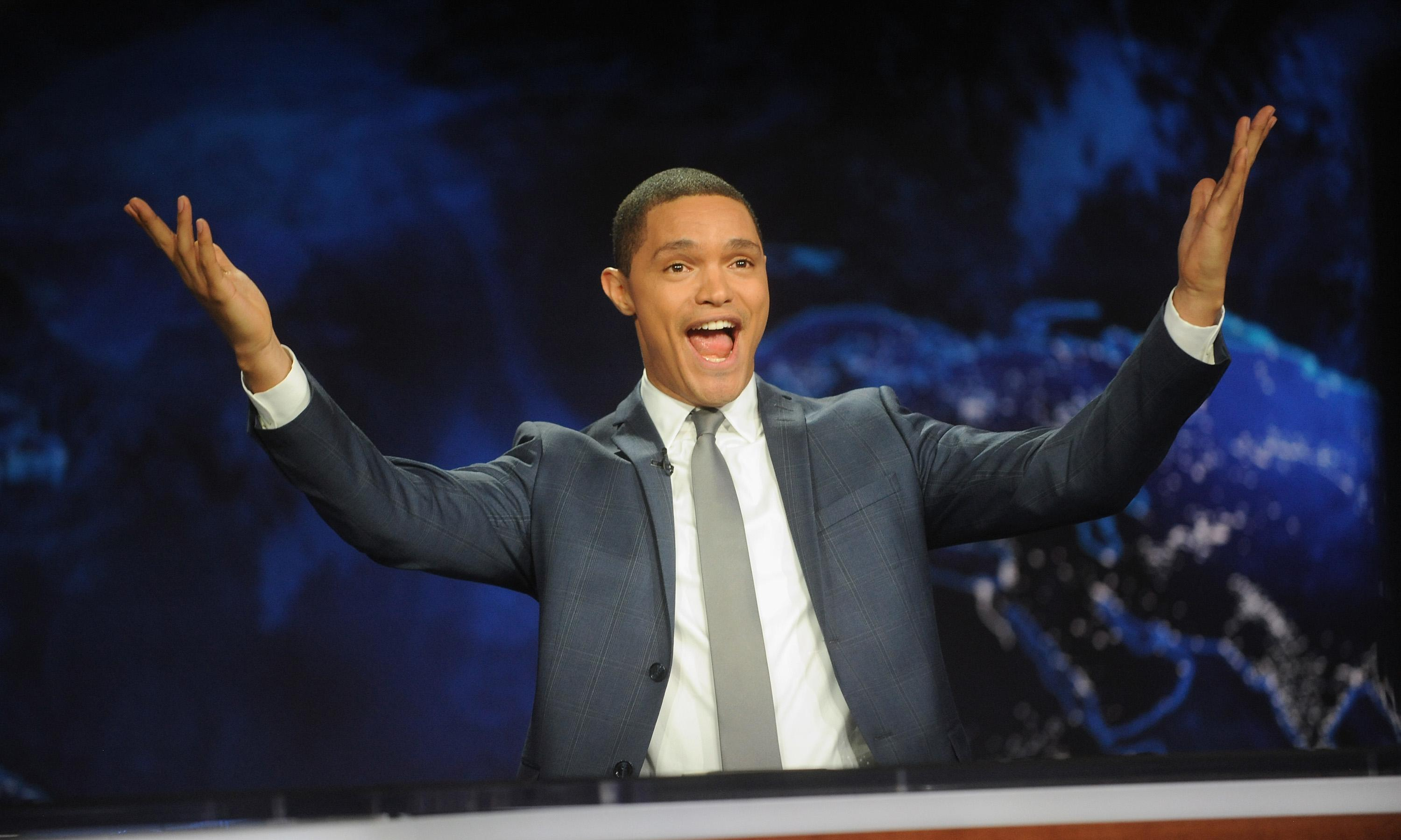 Born a Crime: Trevor Noah charts his rise from South Africa's townships