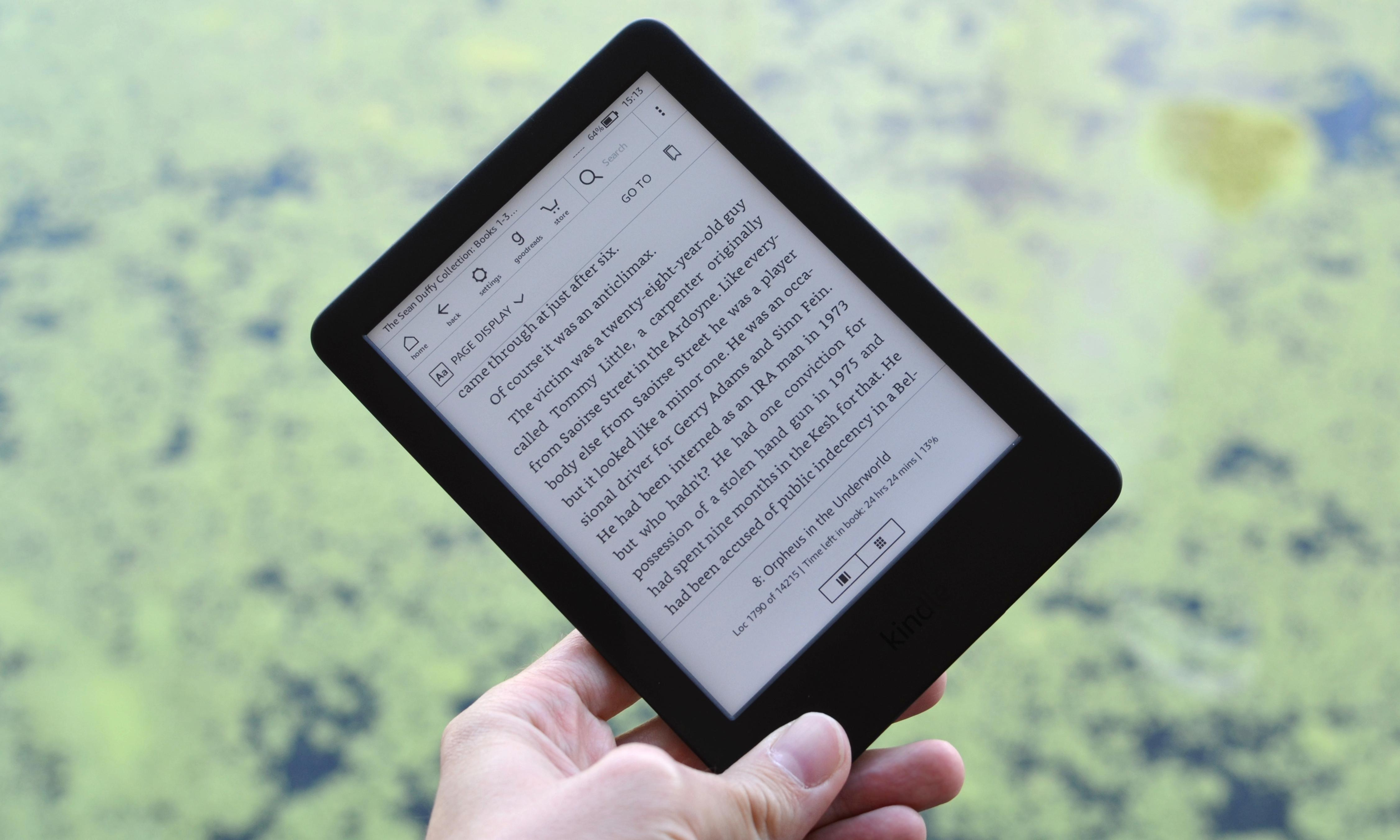 Kindle 2019 review: Amazon's cheapest e-reader gets adjustable frontlight