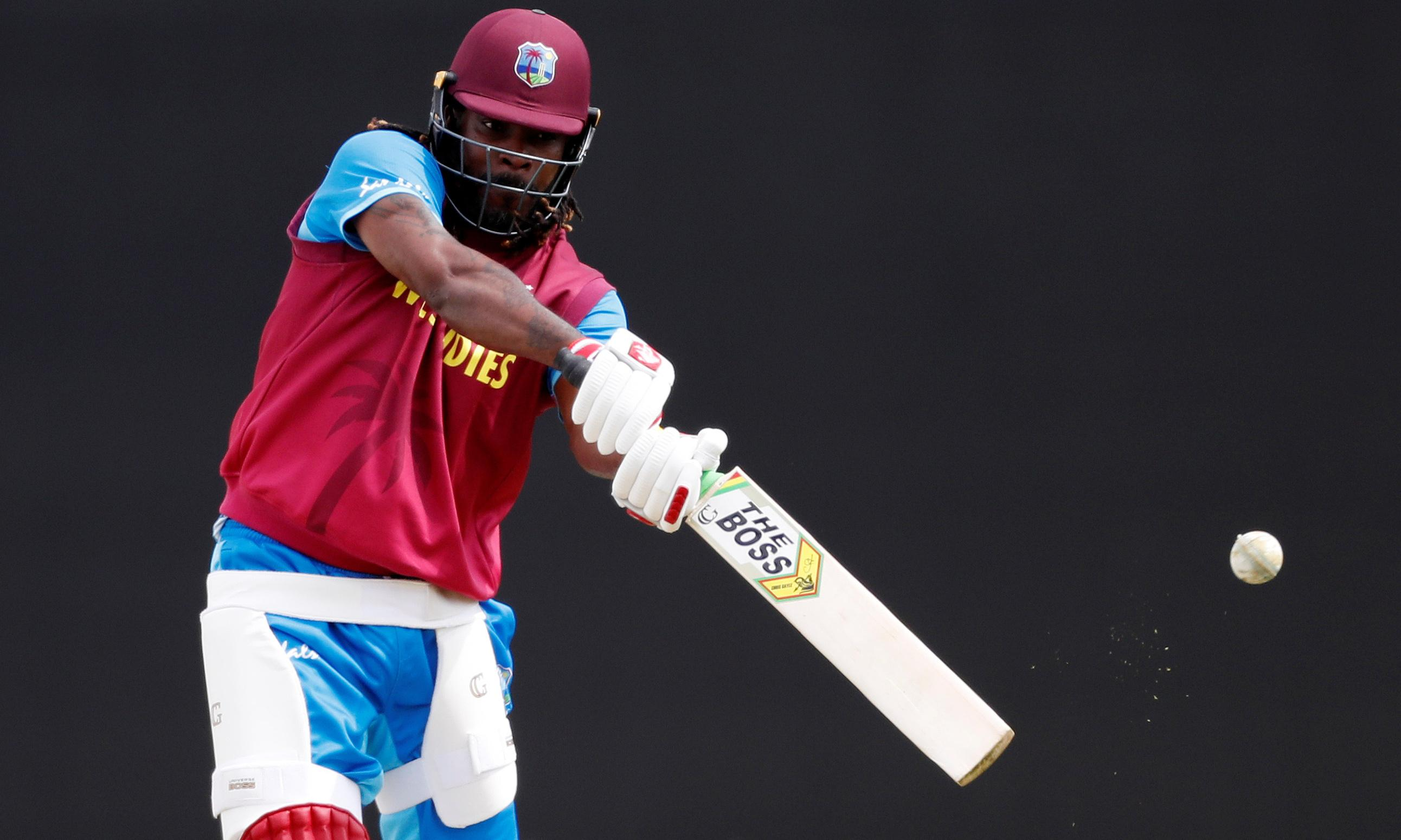 Chris Gayle may not be biggest of England's problems against Windies