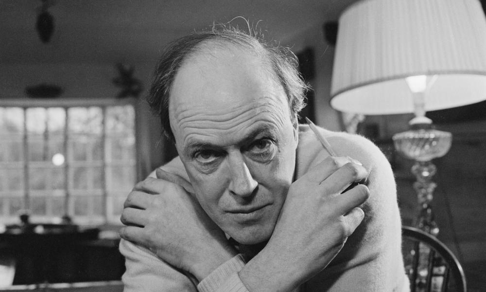 'Criticised for racism, misogyny, classism and more': Roald Dahl.