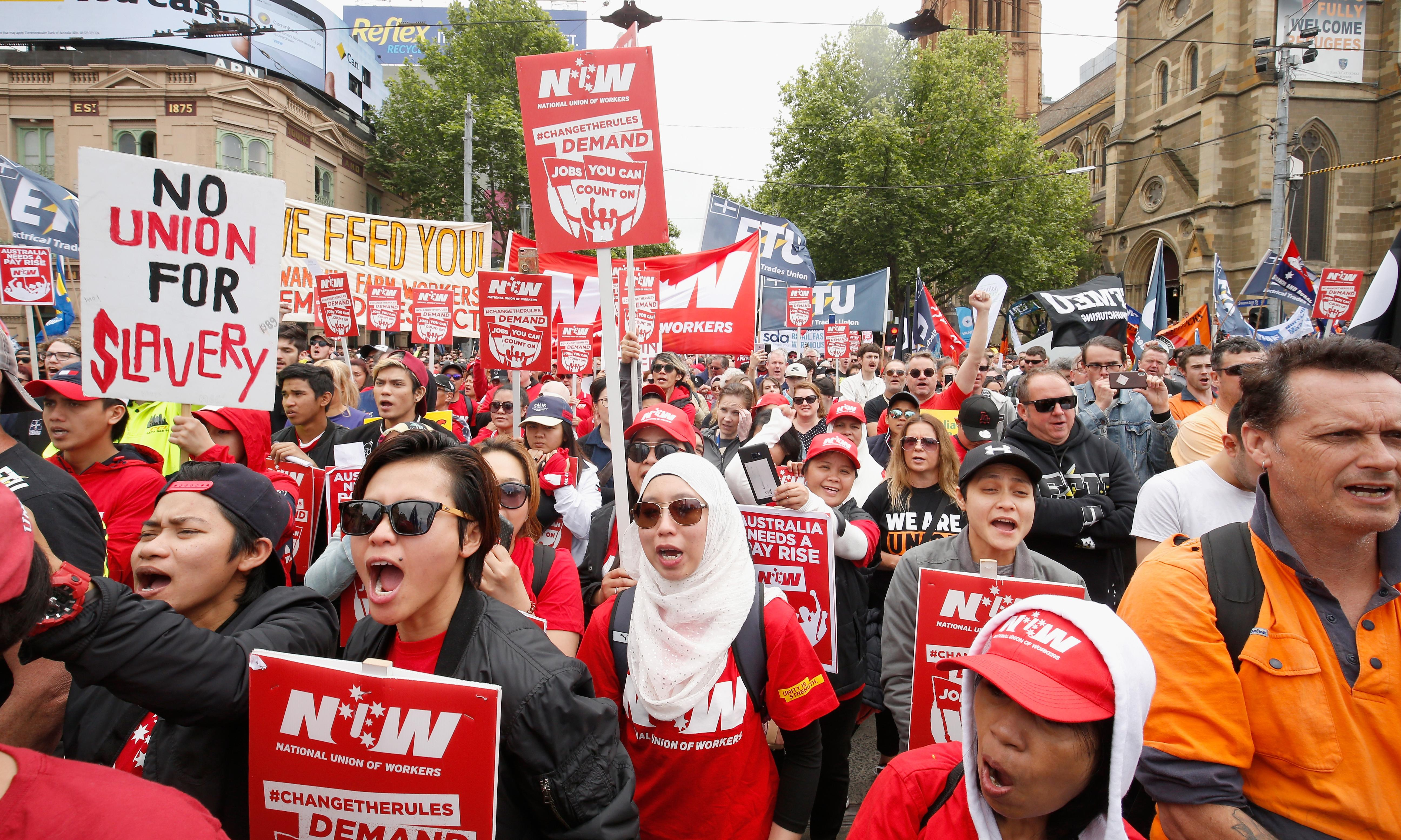 Labor's plan to change minimum wage to a 'living wage' revealed