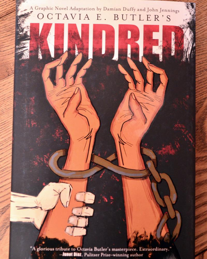 african american and octavia butlers kindred The world examining how the protagonists of octavia butler's kindred and  a  divide between her present reality as an african-american woman, married to a.